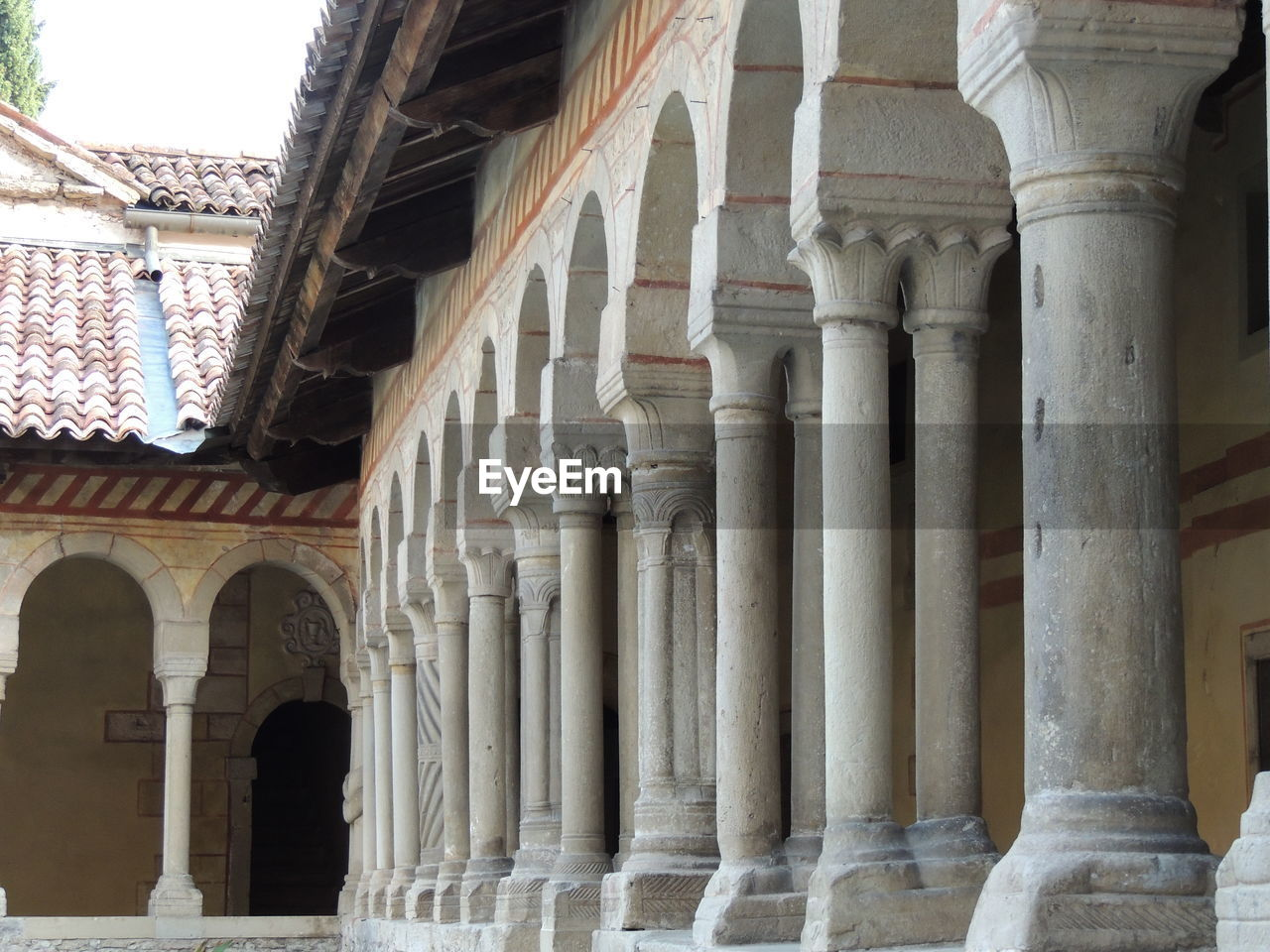architectural column, architecture, built structure, history, building exterior, arch, low angle view, day, no people, travel destinations, outdoors