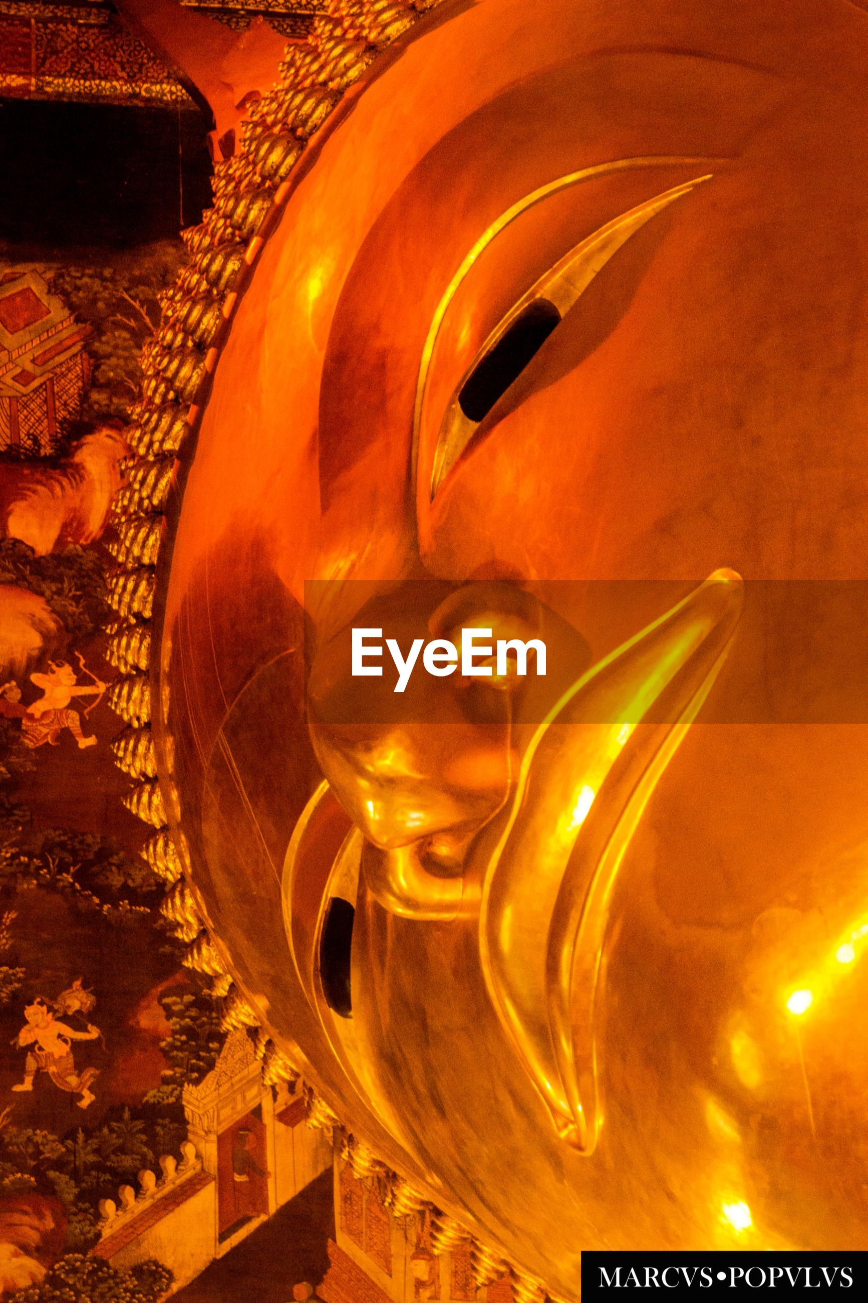 no people, statue, sculpture, spirituality, low angle view, gold colored, indoors, place of worship, travel destinations, close-up, day