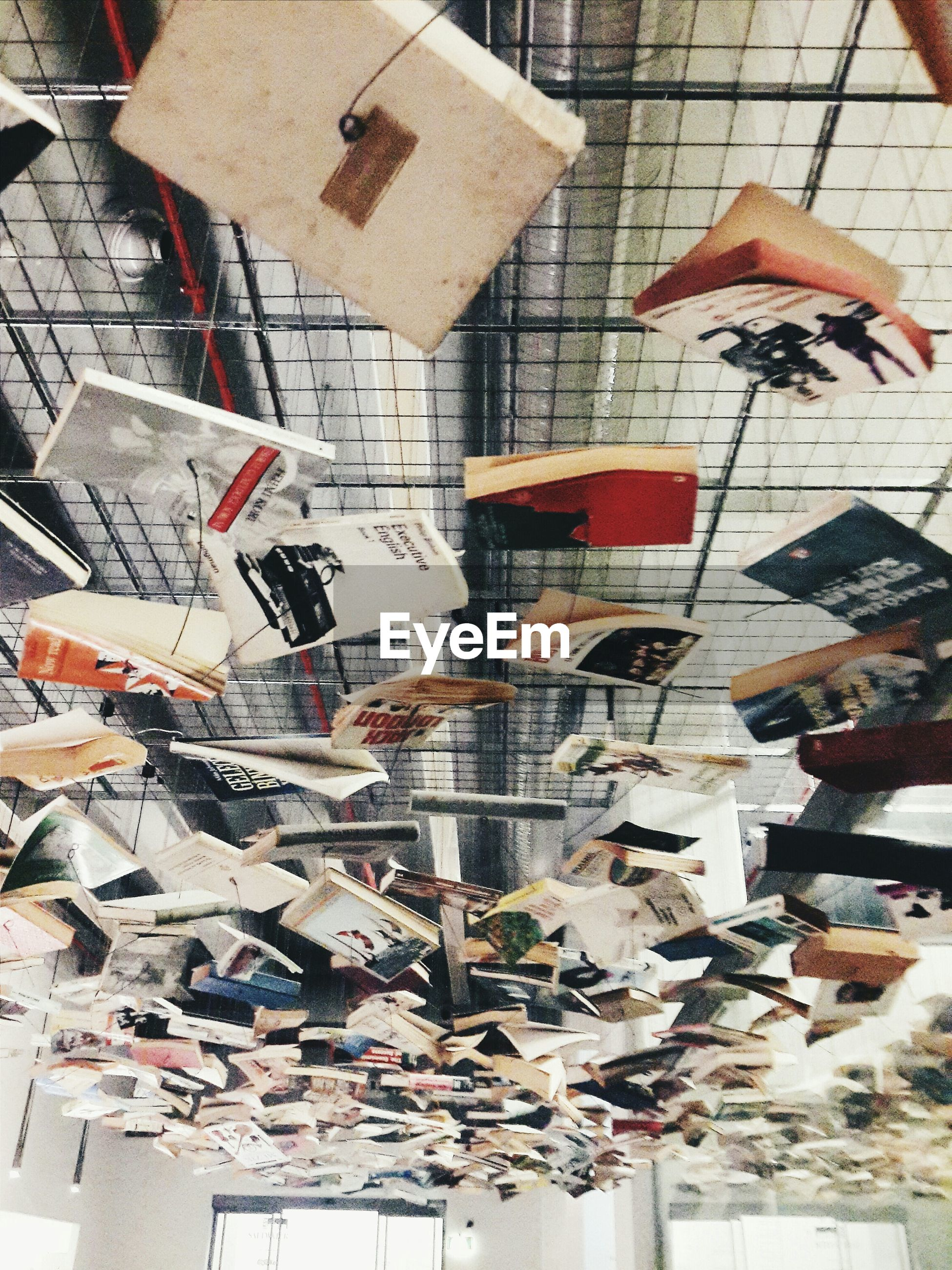 architecture, built structure, building exterior, wall - building feature, variation, hanging, large group of objects, art and craft, clothing, drying, multi colored, creativity, art, wall, day, in a row, building, graffiti, abundance, laundry