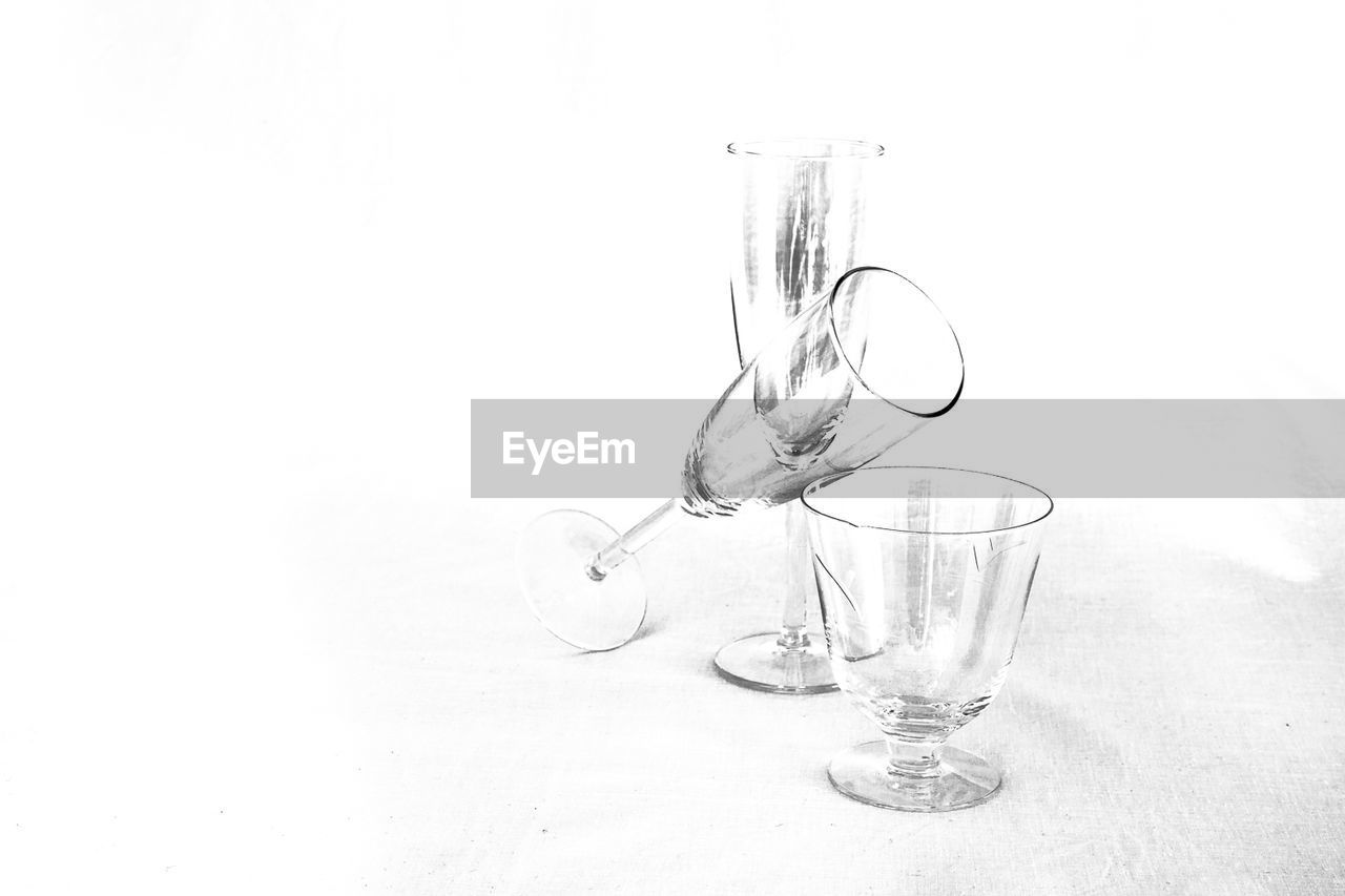 drinking glass, drink, alcohol, studio shot, no people, food and drink, shot glass, refreshment, white background, freshness, indoors, close-up, day