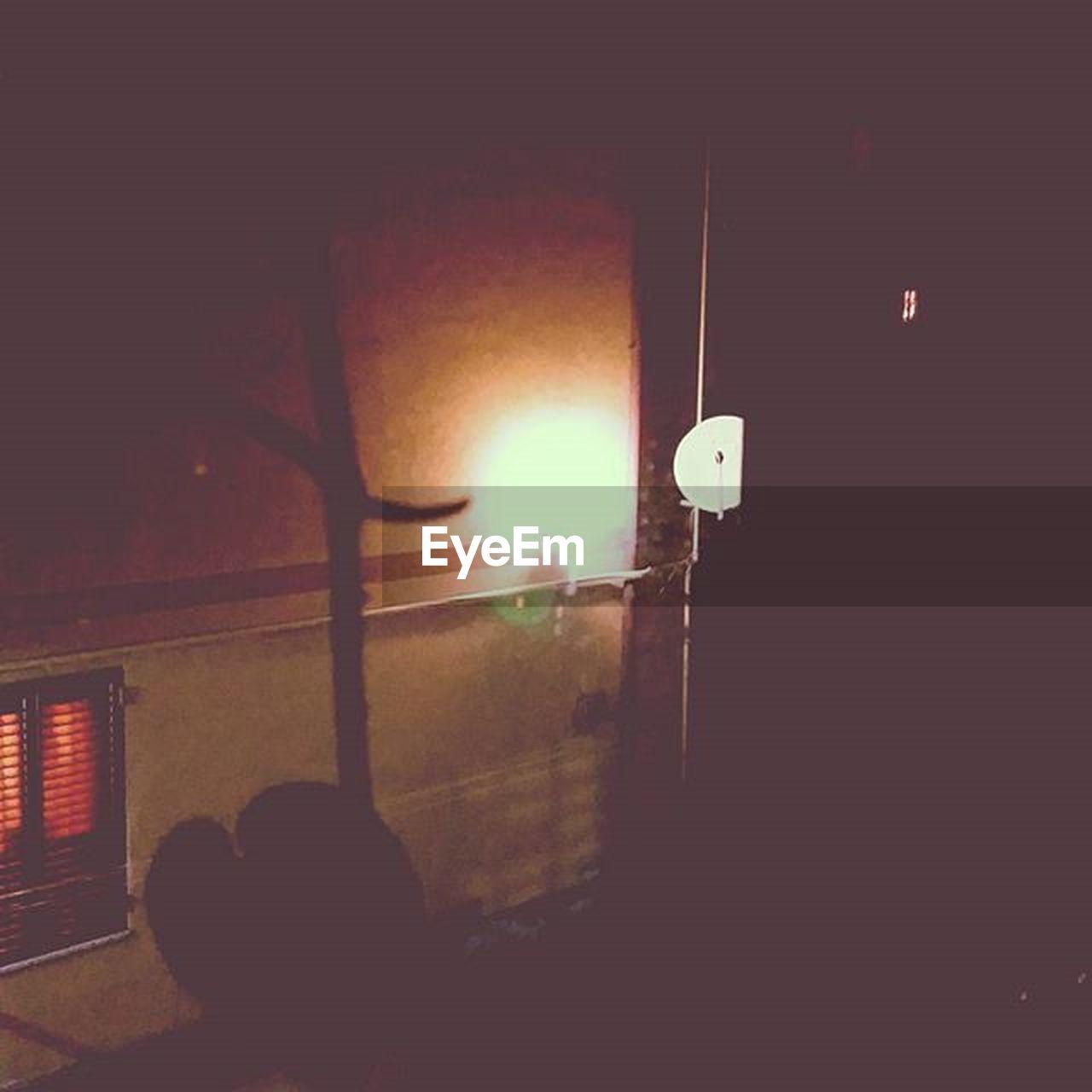 illuminated, lighting equipment, indoors, architecture, night, built structure, no people