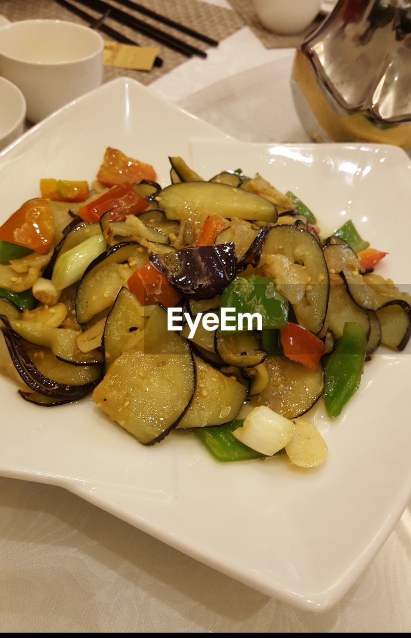 food and drink, plate, ready-to-eat, food, freshness, close-up, healthy eating, serving size, indoors, no people, day