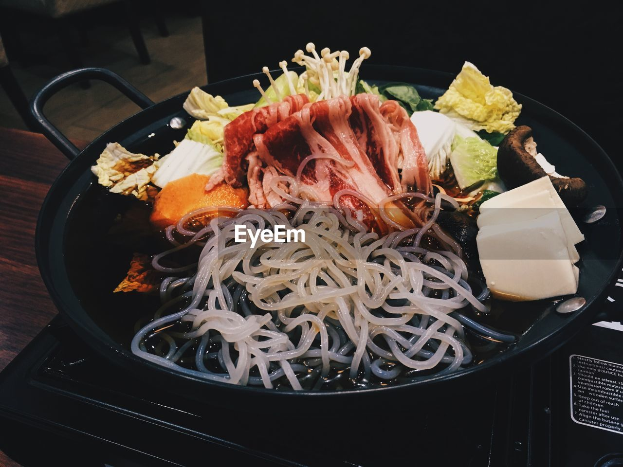 food and drink, food, freshness, healthy eating, wellbeing, ready-to-eat, still life, indoors, no people, close-up, plate, pasta, serving size, seafood, vegetable, italian food, high angle view, asian food, meat, meal, japanese food, temptation, dinner