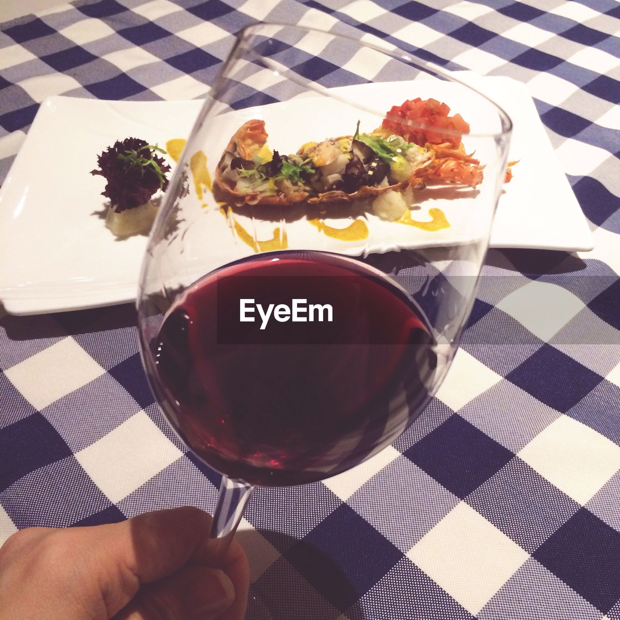 food and drink, drink, food, freshness, indoors, table, tablecloth, human hand, one person, ready-to-eat, wine, day, healthy eating, close-up