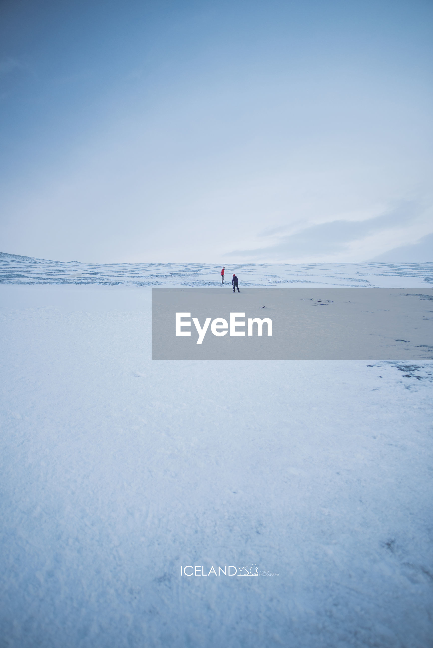 winter, snow, cold temperature, outdoors, one person, nature, day, frozen, real people, beauty in nature, landscape, sky, people