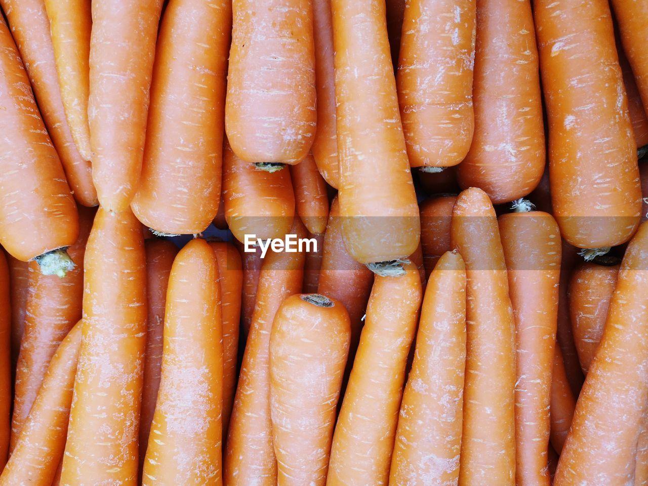 Carrot crunchy powerfood..