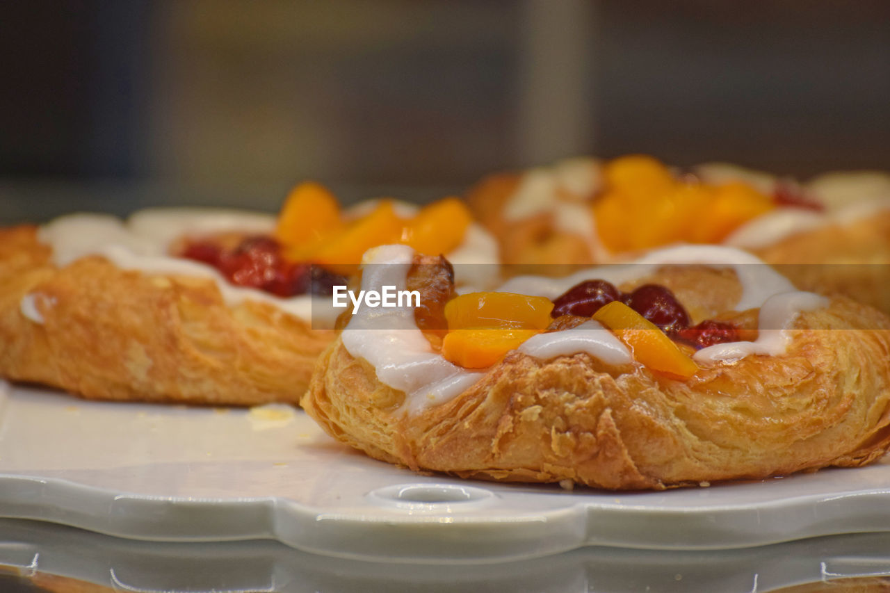 food, food and drink, ready-to-eat, freshness, close-up, still life, serving size, indoors, focus on foreground, bread, plate, no people, table, indulgence, selective focus, meat, breakfast, healthy eating, meal, vegetable, snack, temptation