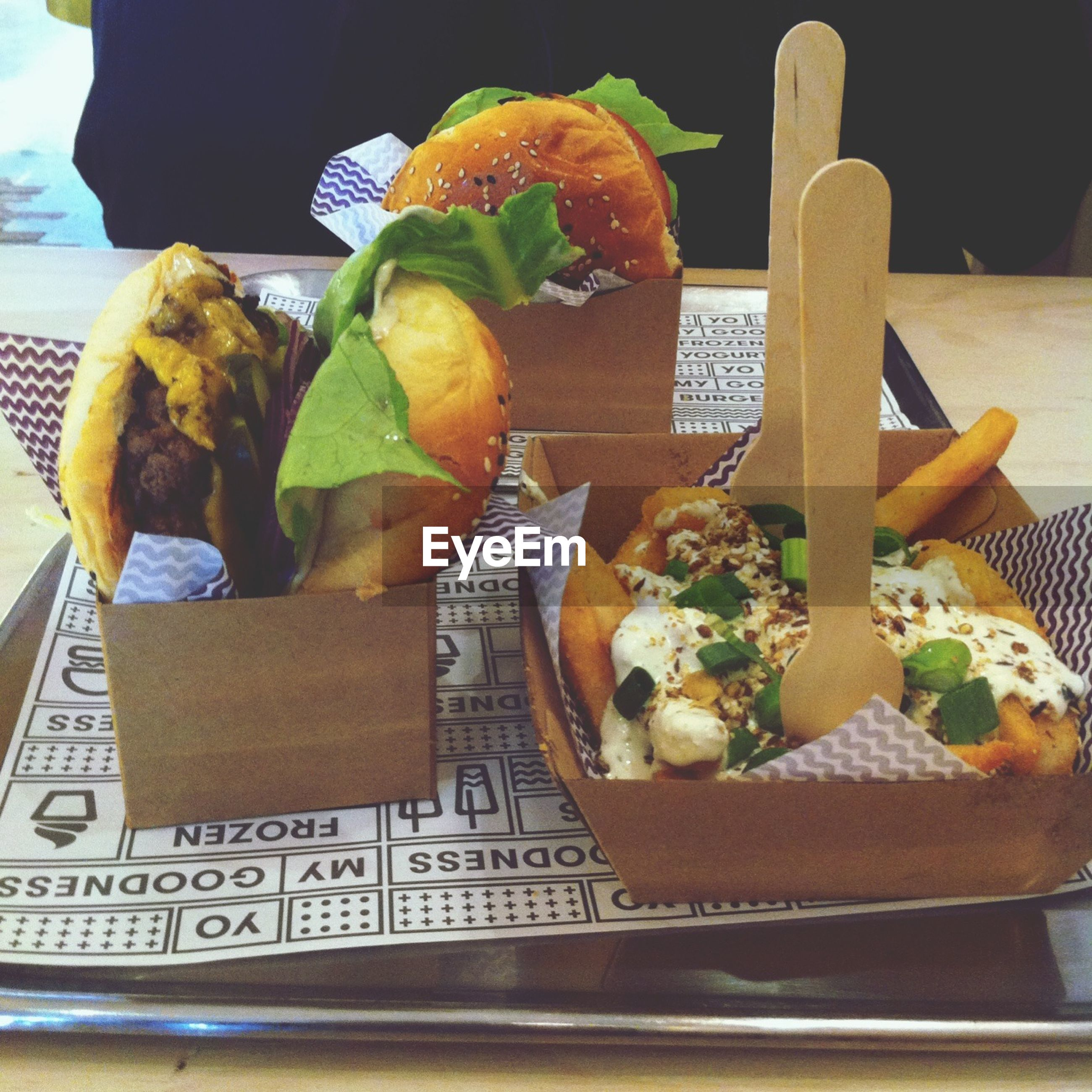 food and drink, food, freshness, indoors, ready-to-eat, plate, table, still life, indulgence, serving size, healthy eating, restaurant, meal, variation, sweet food, high angle view, dessert, served, bread
