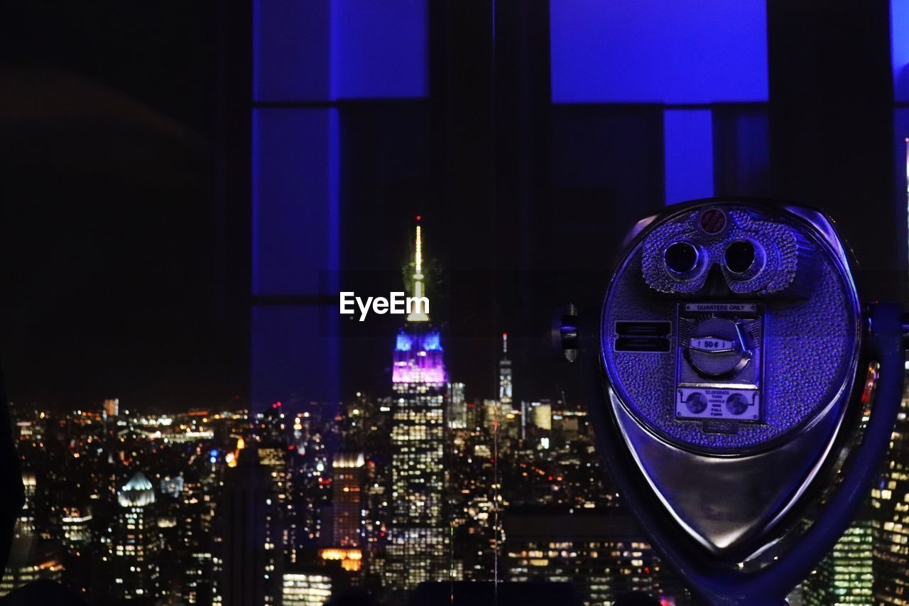 cityscape, city, architecture, building exterior, built structure, skyscraper, illuminated, night, tower, modern, travel destinations, coin-operated binoculars, no people, urban skyline, outdoors, sky