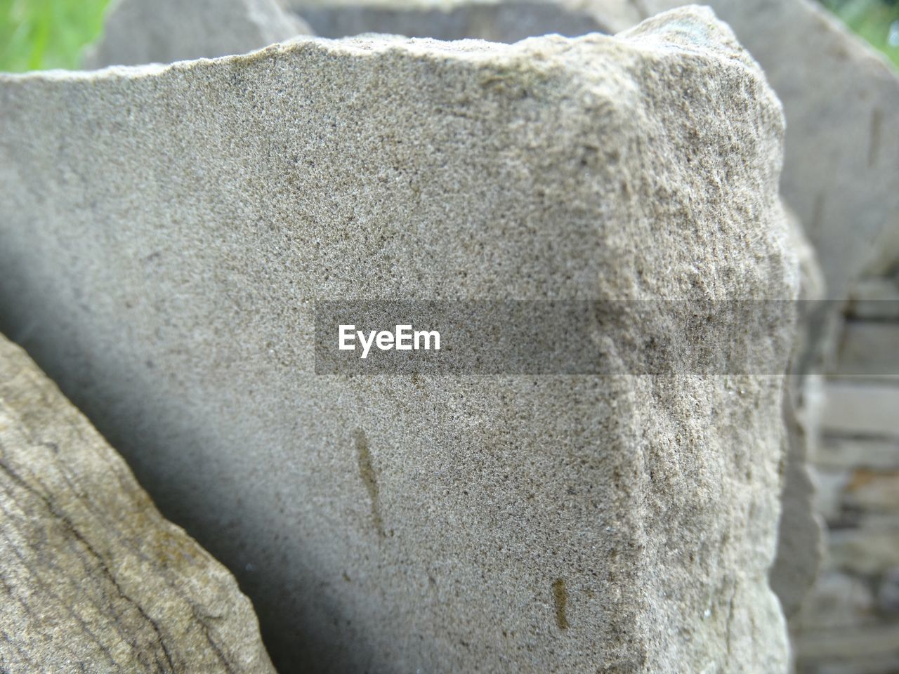 textured, day, close-up, no people, rough, outdoors, focus on foreground, rock - object, nature