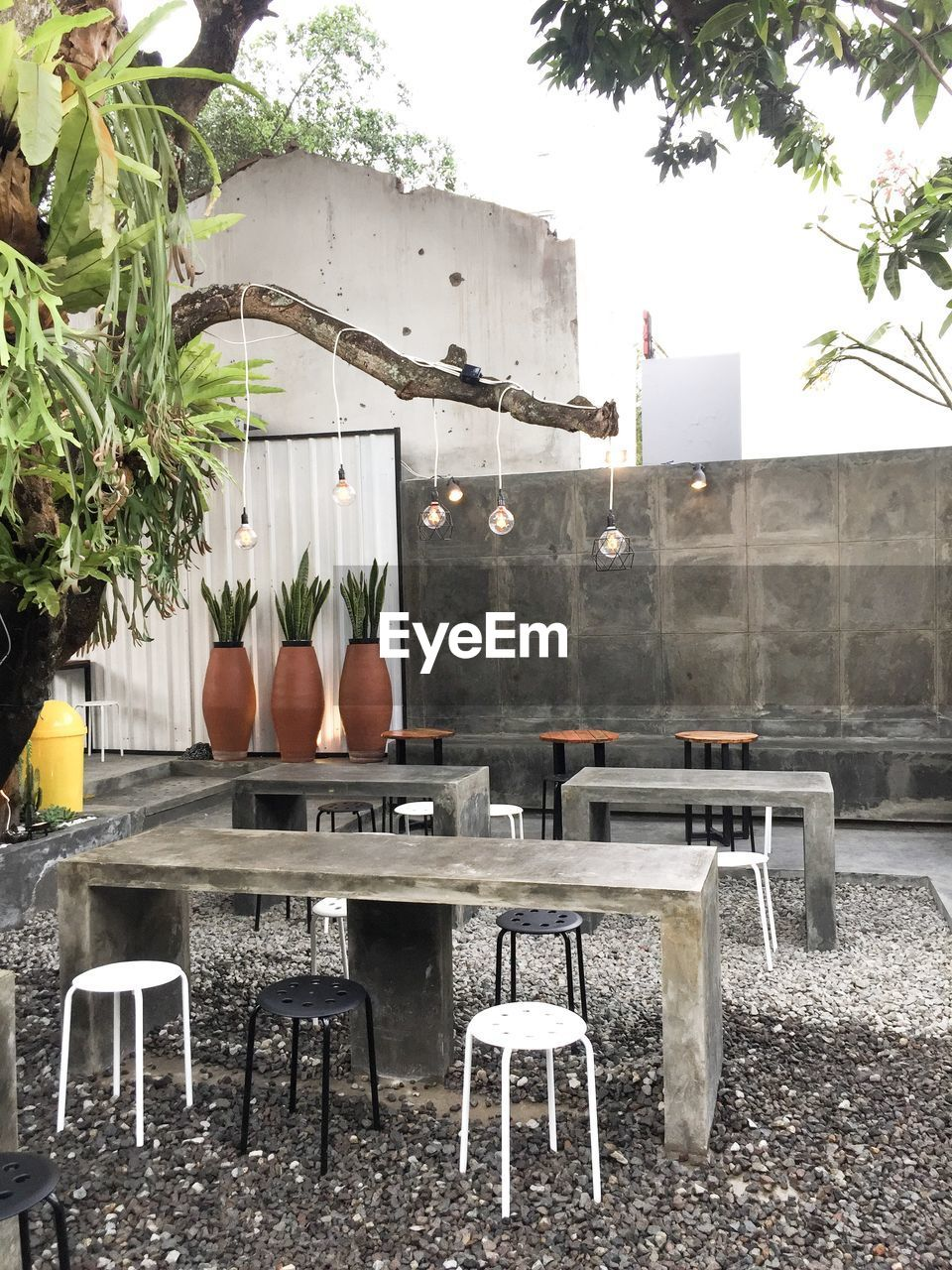 seat, chair, plant, table, food and drink, nature, no people, restaurant, tree, business, day, furniture, absence, empty, food, glass, arrangement, setting, architecture, cafe, outdoors