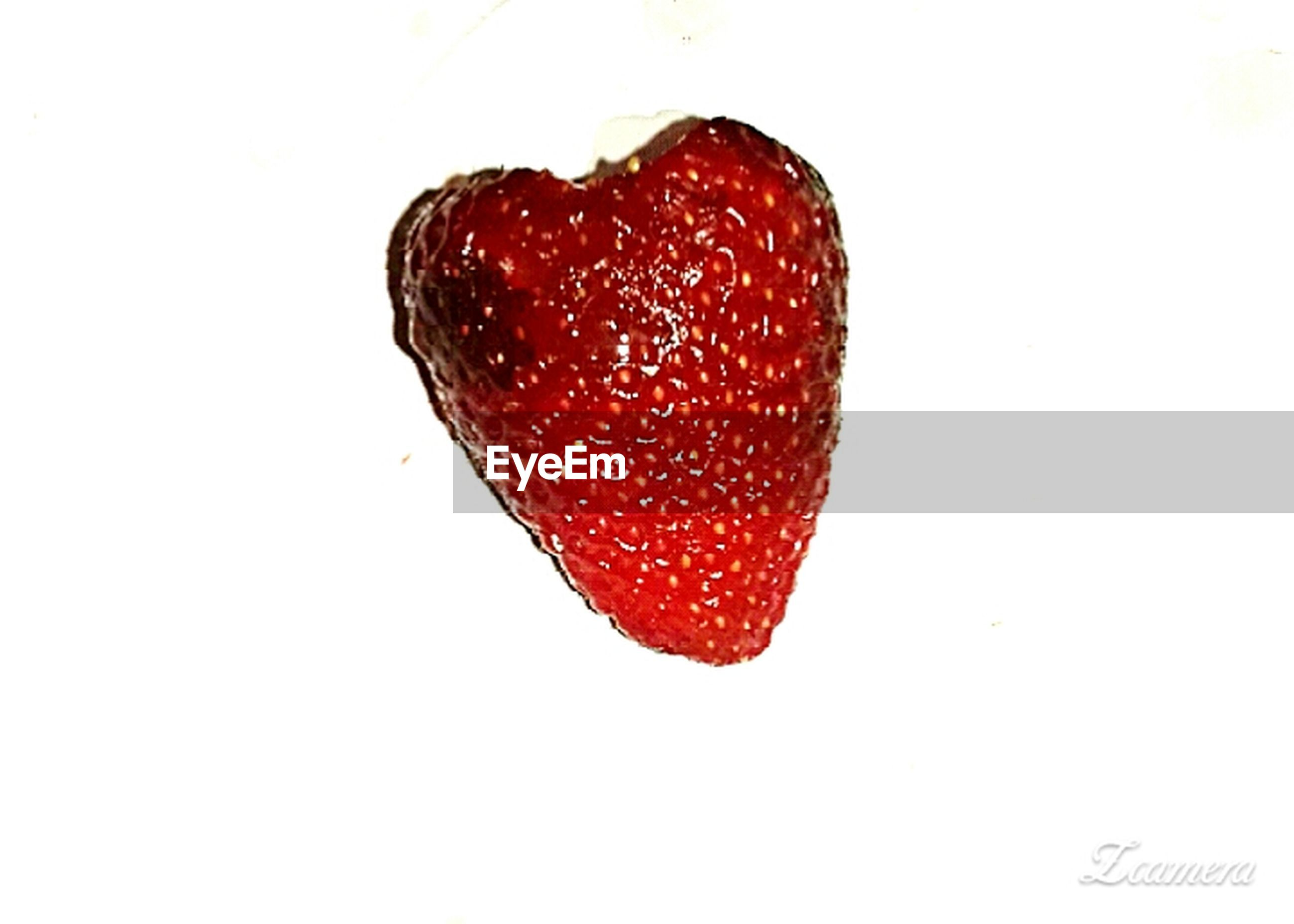 heart shape, red, love, studio shot, food, food and drink, no people, white background, freshness, sweet food, close-up, indoors, healthy eating, day