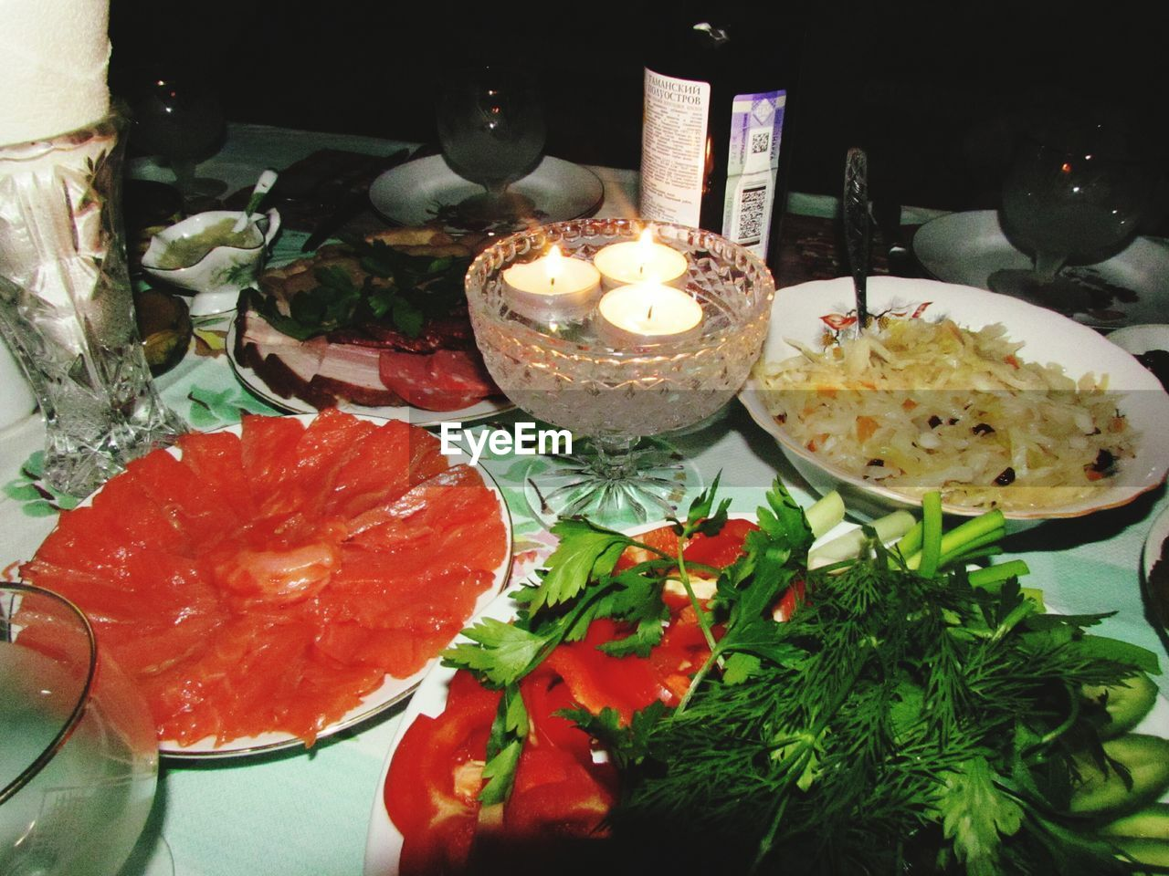 food, food and drink, freshness, plate, indoors, table, serving size, ready-to-eat, flame, healthy eating, seafood, meat, no people, meal, close-up, day