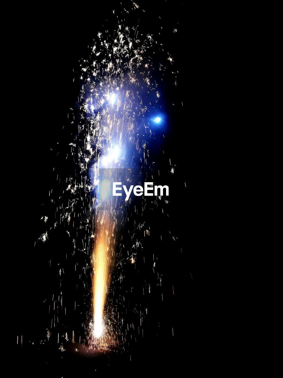 night, celebration, exploding, firework display, glowing, firework - man made object, arts culture and entertainment, low angle view, motion, burning, long exposure, event, flame, outdoors, no people, clear sky, firework, illuminated, sky