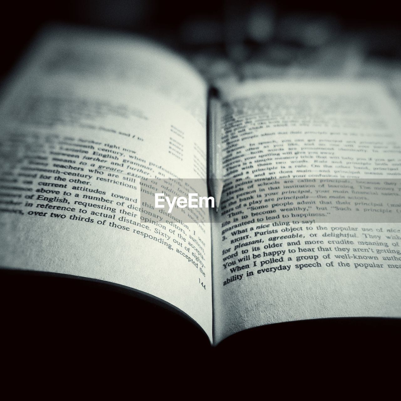 book, page, spirituality, open, close-up, religion, no people, indoors, day