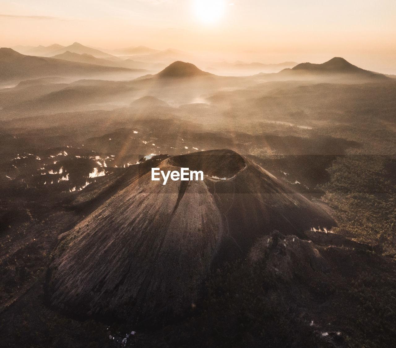 Volcán paricutin, mexico