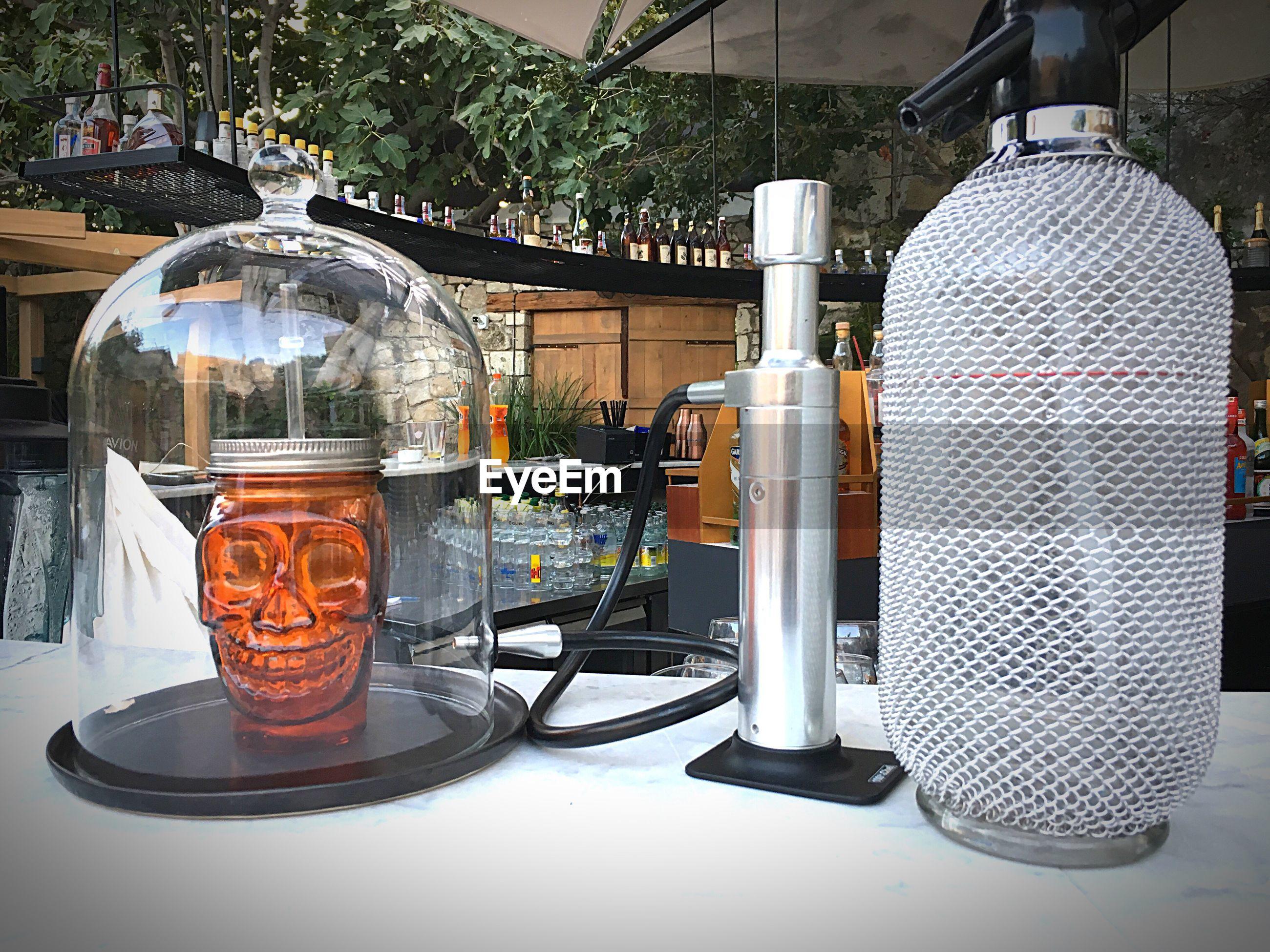 glass - material, lantern, transparent