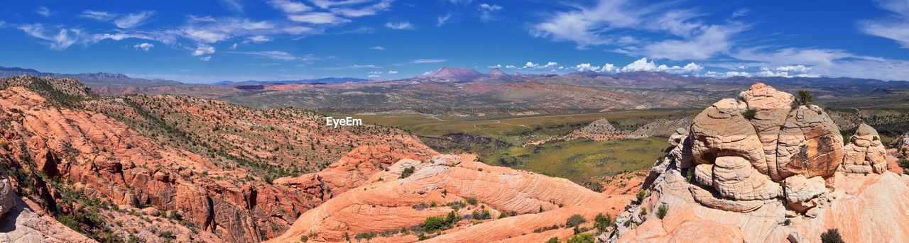 mountain, scenics - nature, sky, tranquil scene, rock, beauty in nature, landscape, environment, rock formation, tranquility, rock - object, mountain range, non-urban scene, nature, solid, cloud - sky, idyllic, no people, remote, travel, outdoors, formation, arid climate, eroded, mountain peak