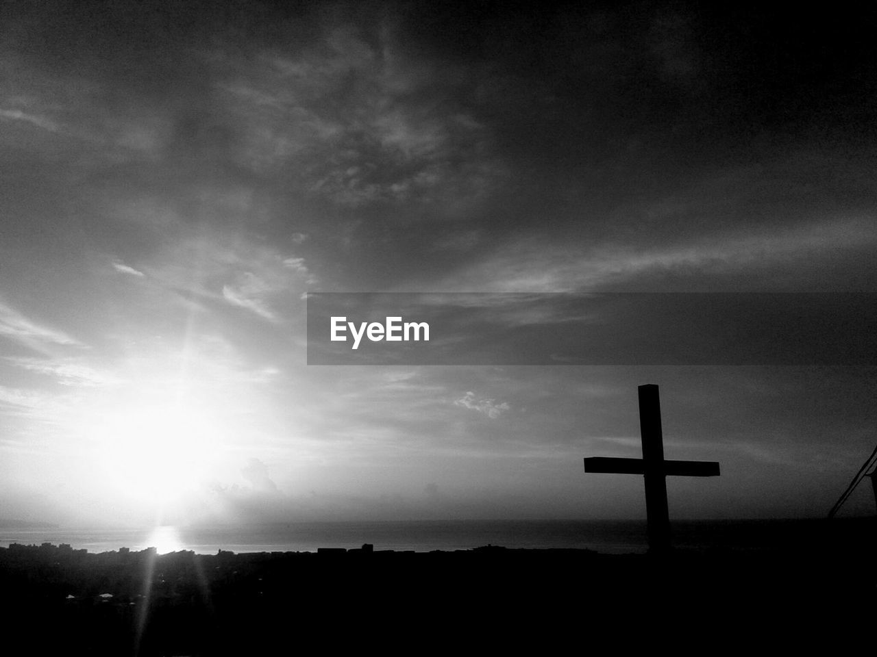 cross, religion, spirituality, crucifix, sky, sun, silhouette, no people, easter, forgiveness, outdoors, day