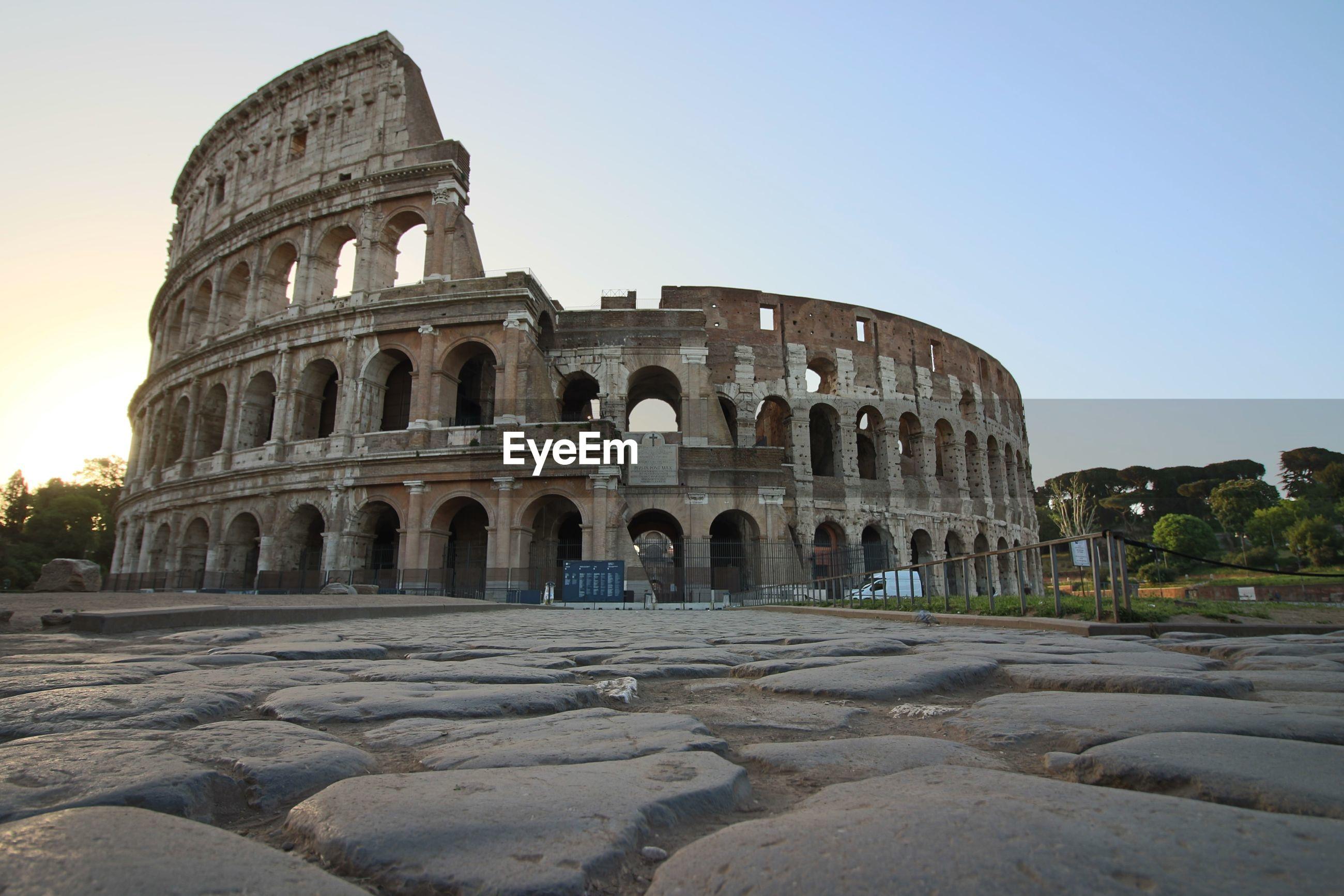 HISTORIC BUILDING AGAINST SKY