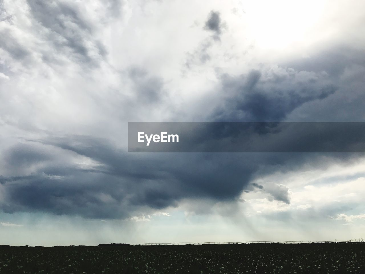 sky, cloud - sky, nature, no people, outdoors, scenics, beauty in nature, day, tranquility, low angle view, landscape, storm cloud