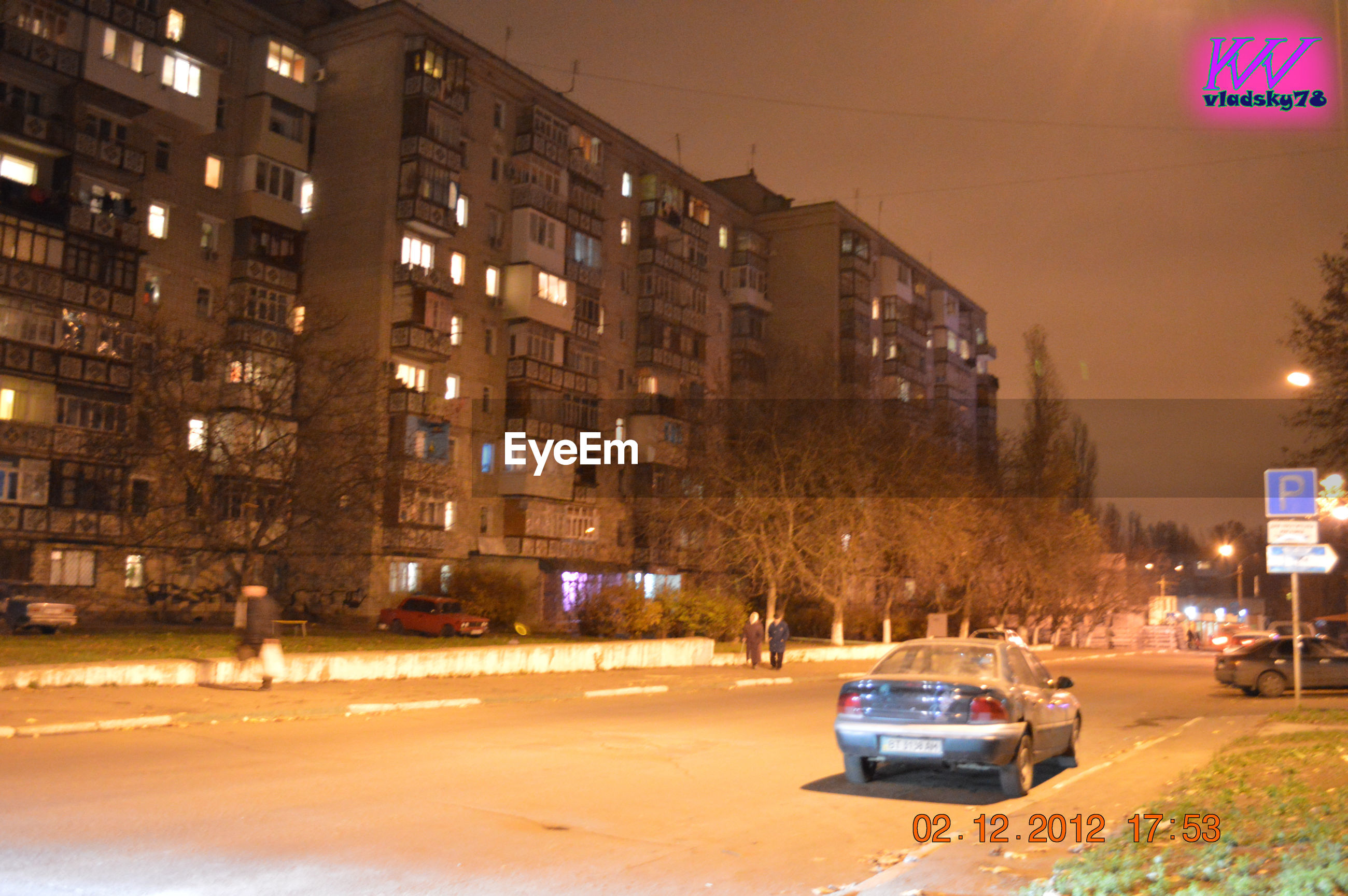 city, illuminated, building exterior, car, snow, transportation, night, city life, built structure, cold temperature, winter, outdoors, architecture, snowing, no people