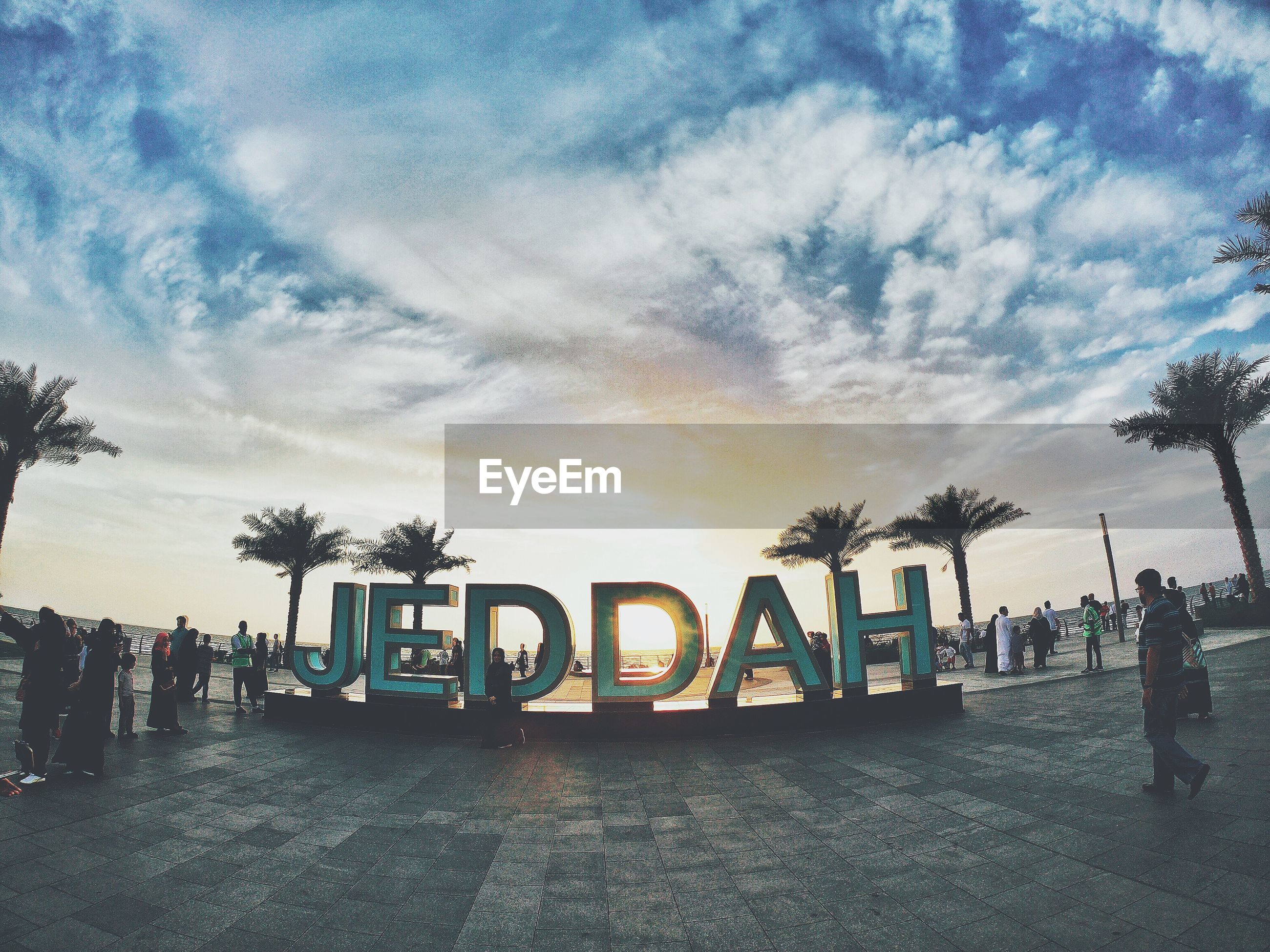Redsea waterfront