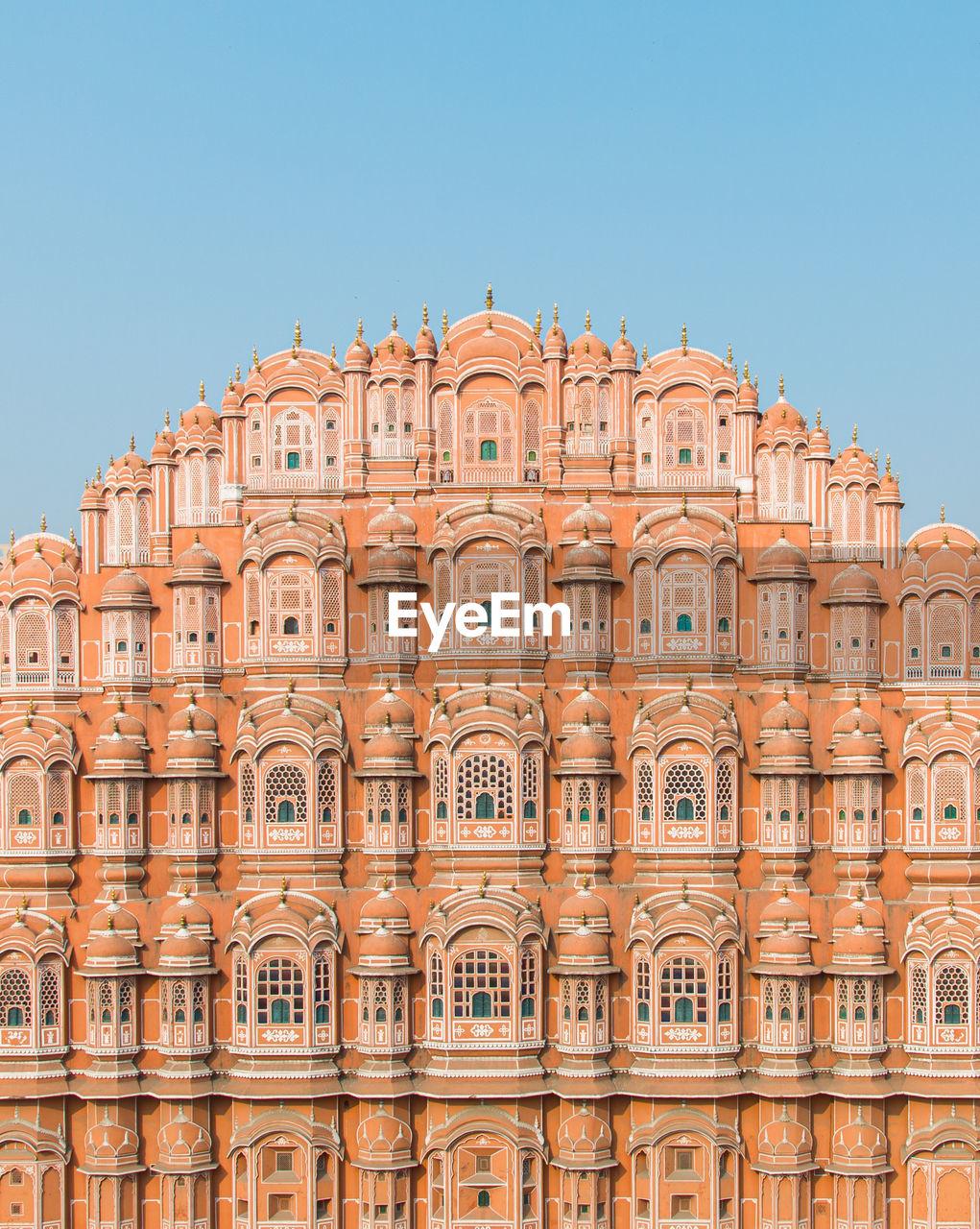 Hawa mahal, jaipur, india - wind palace