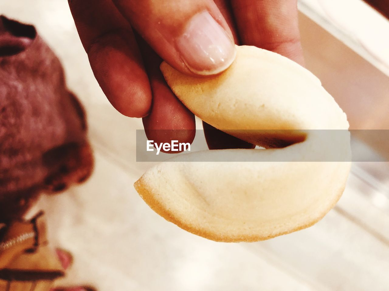human hand, hand, one person, human body part, food, food and drink, real people, focus on foreground, close-up, unrecognizable person, holding, freshness, body part, indoors, finger, human finger, lifestyles, preparation, snack, hot dog, preparing food, temptation, human limb