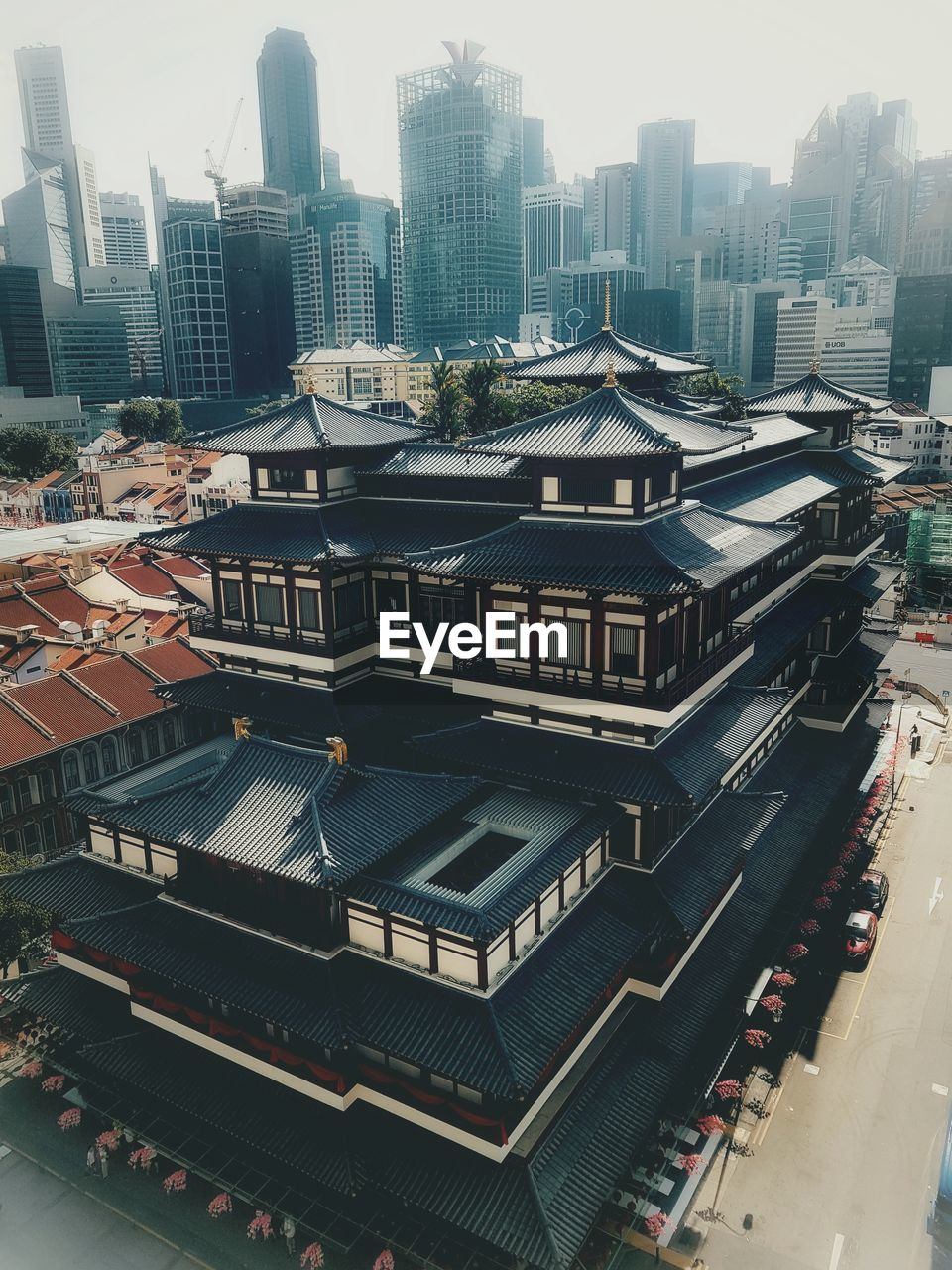 building exterior, architecture, built structure, city, building, roof, residential district, high angle view, cityscape, day, no people, nature, outdoors, office building exterior, sky, city life, skyscraper, house, transportation, apartment, roof tile, financial district
