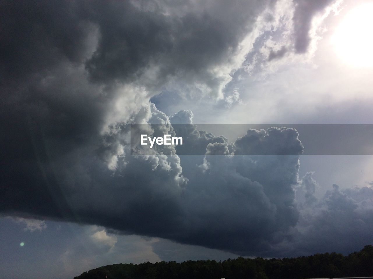cloud - sky, sky, nature, scenics, beauty in nature, weather, tranquility, tranquil scene, no people, outdoors, storm cloud, day, low angle view, thunderstorm