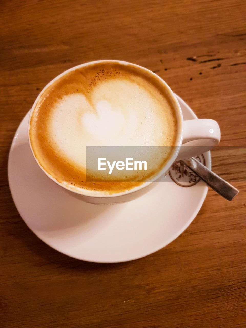 drink, refreshment, coffee, cup, food and drink, coffee - drink, coffee cup, mug, still life, table, frothy drink, crockery, indoors, saucer, no people, freshness, hot drink, cappuccino, close-up, high angle view, latte, froth, non-alcoholic beverage, caffeine