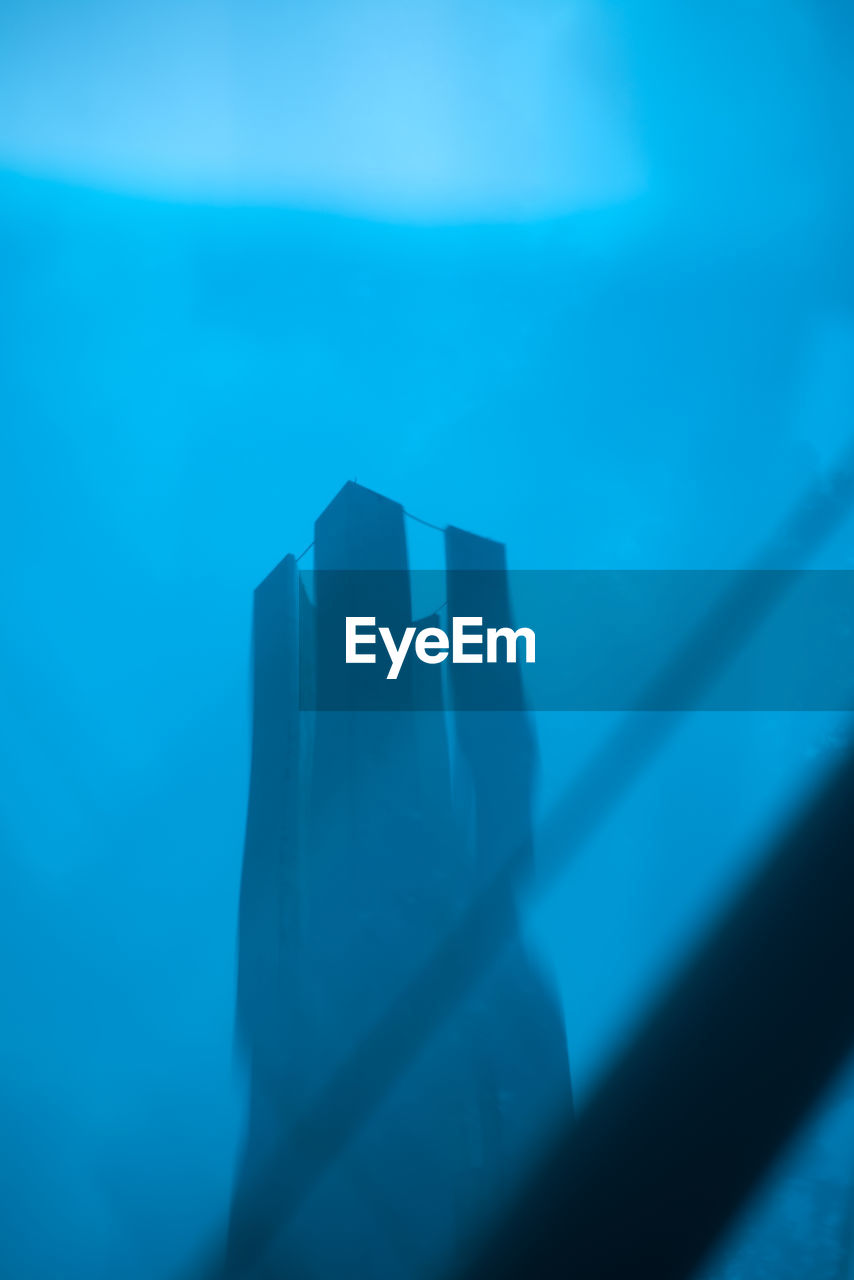 no people, close-up, blue, day, water, indoors