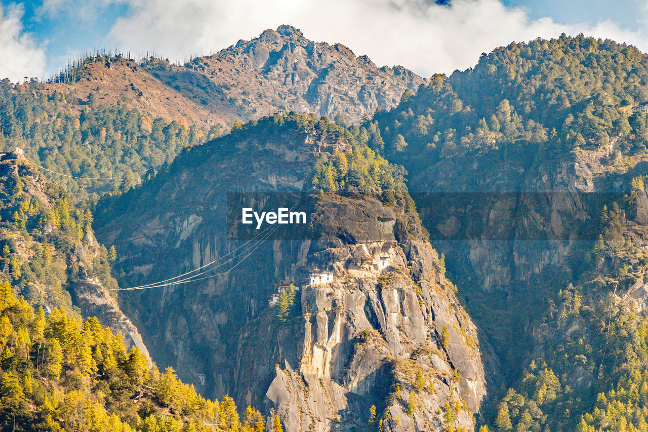 Photo taken in Paro, Bhutan