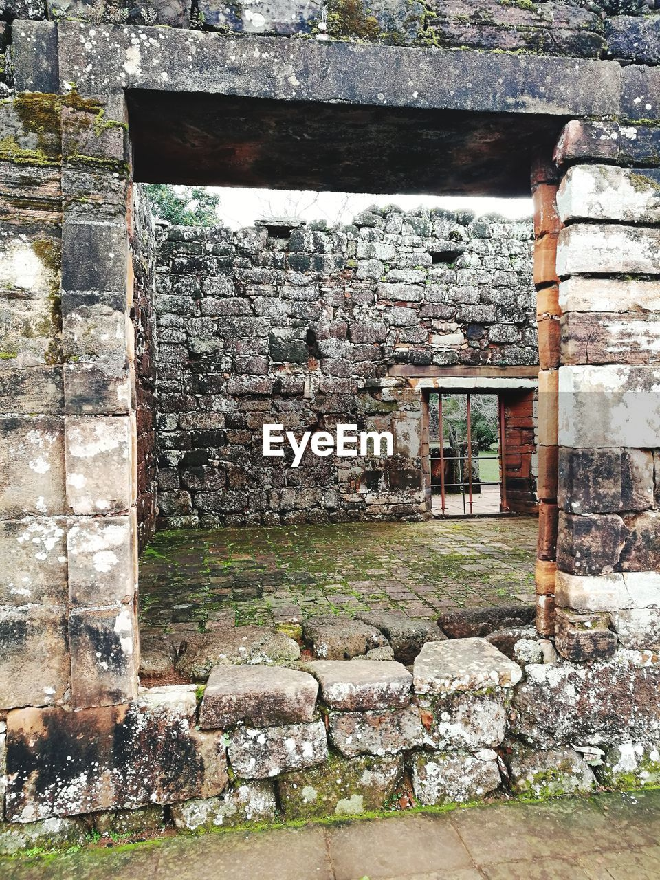 architecture, built structure, building exterior, building, history, wall, day, old, the past, no people, stone wall, weathered, abandoned, solid, wall - building feature, window, nature, plant, old ruin, outdoors, ruined, ancient civilization