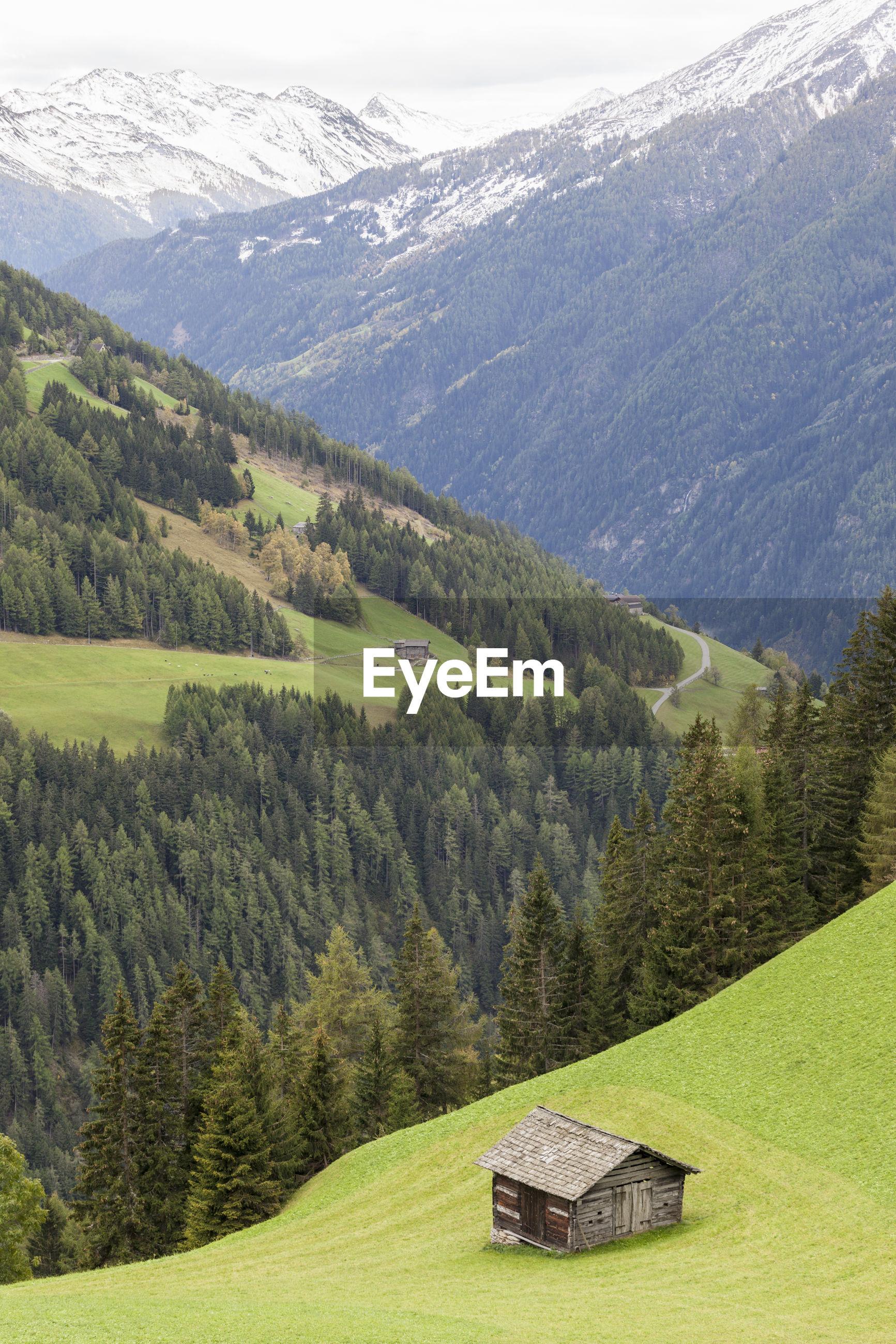 Alp landscape