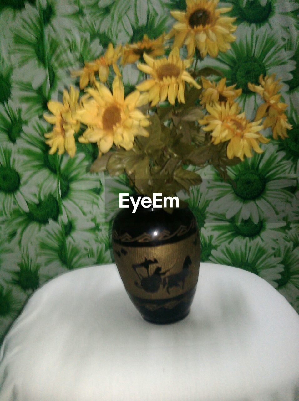vase, flower, table, indoors, no people, freshness, nature, close-up, day
