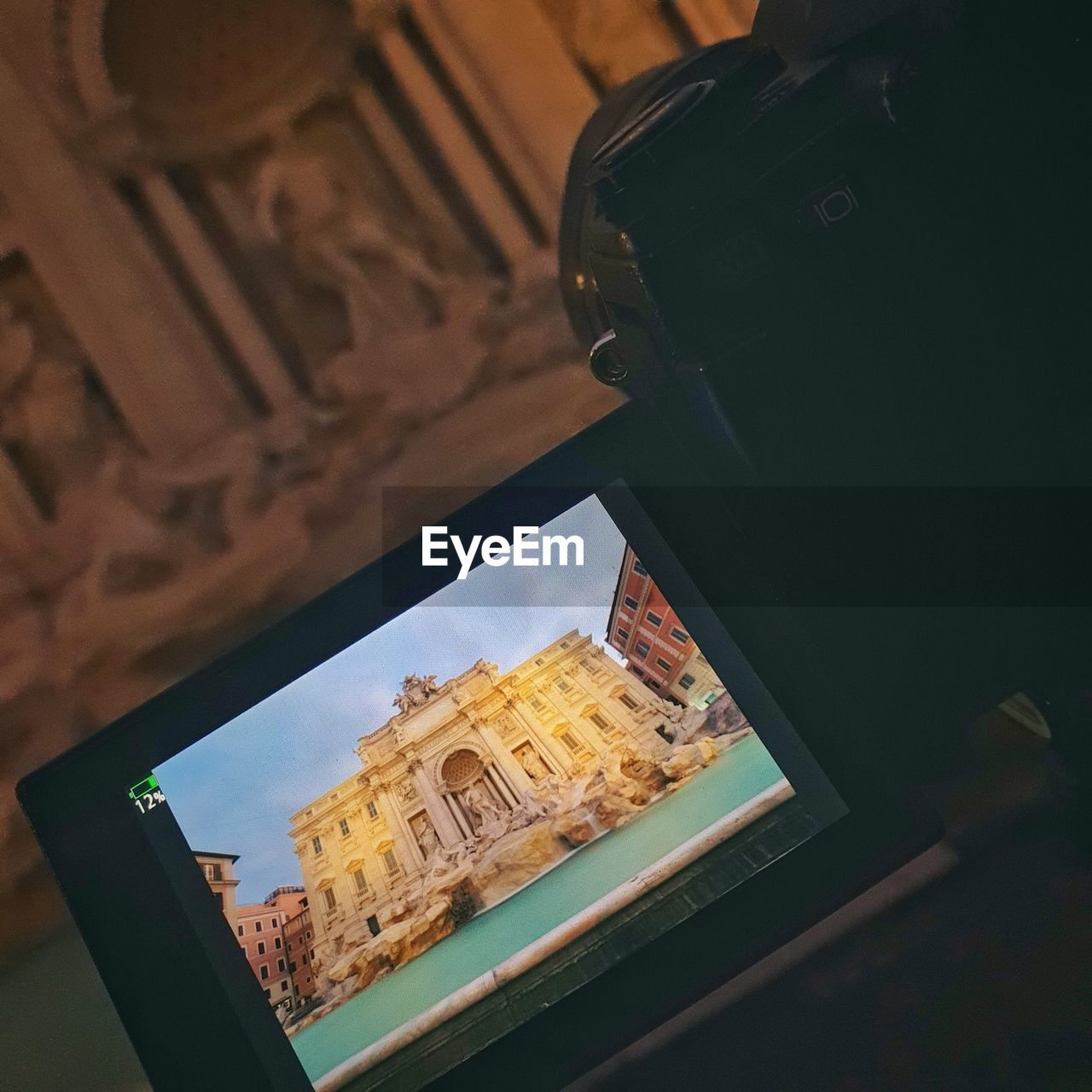 technology, photography themes, indoors, wireless technology, communication, window, architecture, screen, close-up, built structure, tilt, photographing, no people, holding, camera, connection, device screen, activity, portable information device, table, digital camera