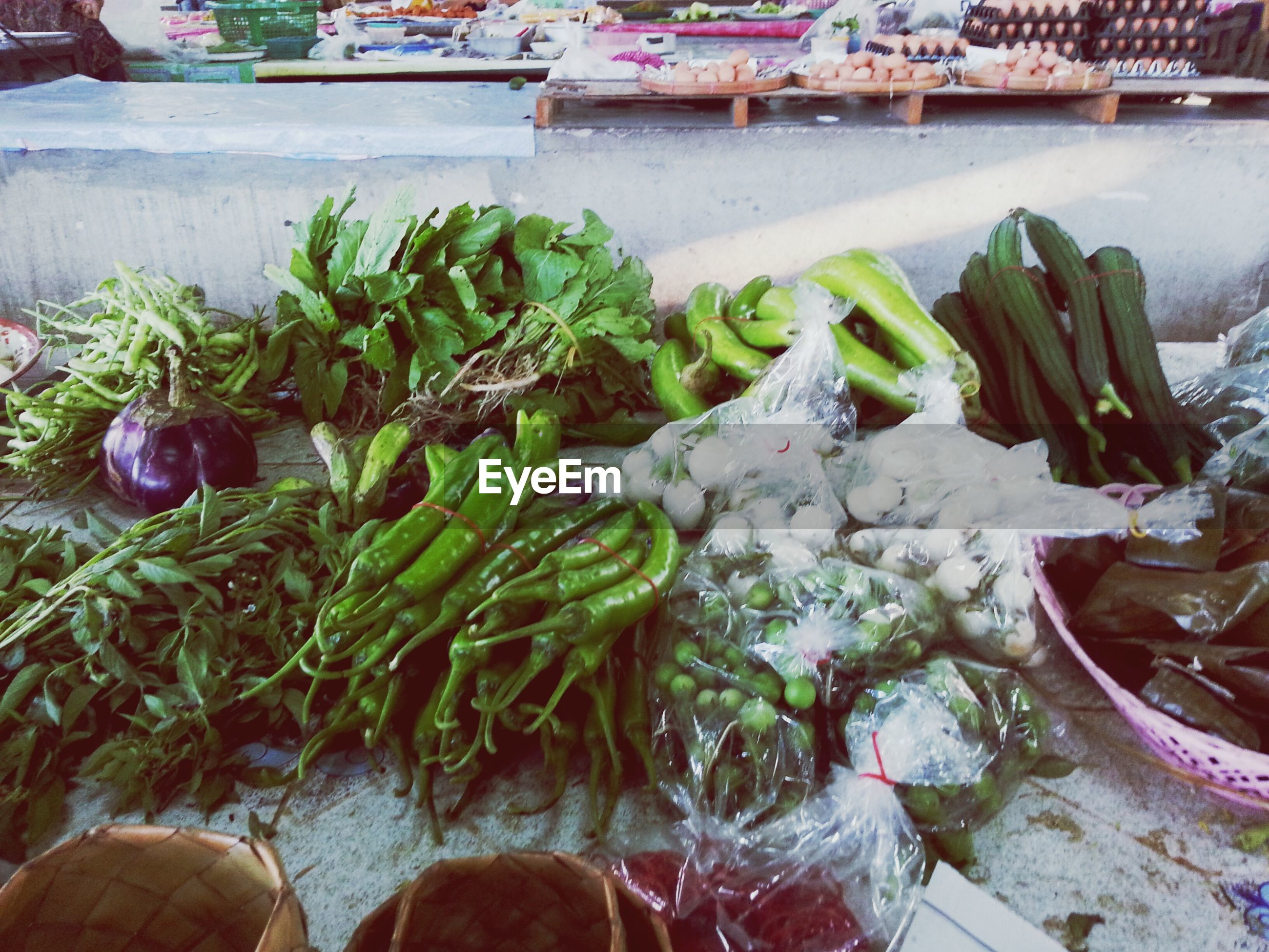 freshness, food and drink, food, variation, for sale, large group of objects, healthy eating, retail, abundance, still life, high angle view, choice, vegetable, market, market stall, indoors, close-up, no people, raw food, table
