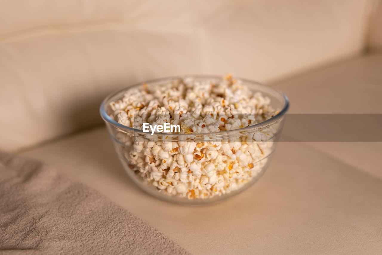 CLOSE-UP OF BOWL OF FOOD