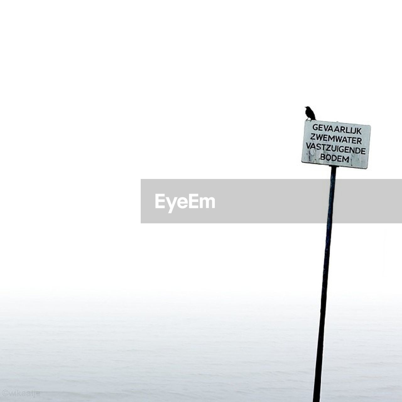sea, text, tranquility, tranquil scene, horizon over water, communication, no people, day, water, nature, guidance, scenics, outdoors, clear sky, beauty in nature, close-up