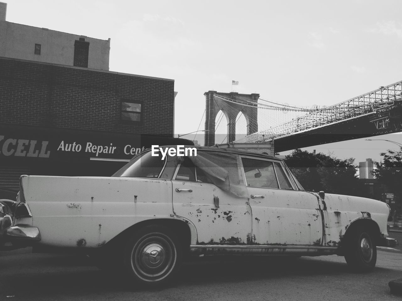 transportation, built structure, architecture, sky, mode of transportation, bridge, building exterior, land vehicle, city, bridge - man made structure, nature, connection, motor vehicle, no people, day, car, outdoors, truck, street, travel