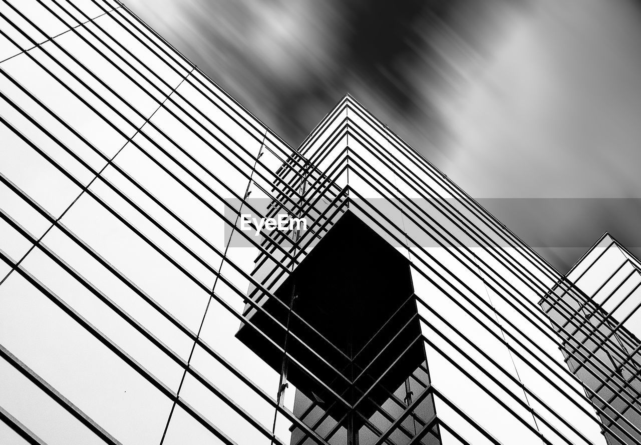 low angle view, architecture, built structure, no people, day, building exterior, sky, outdoors
