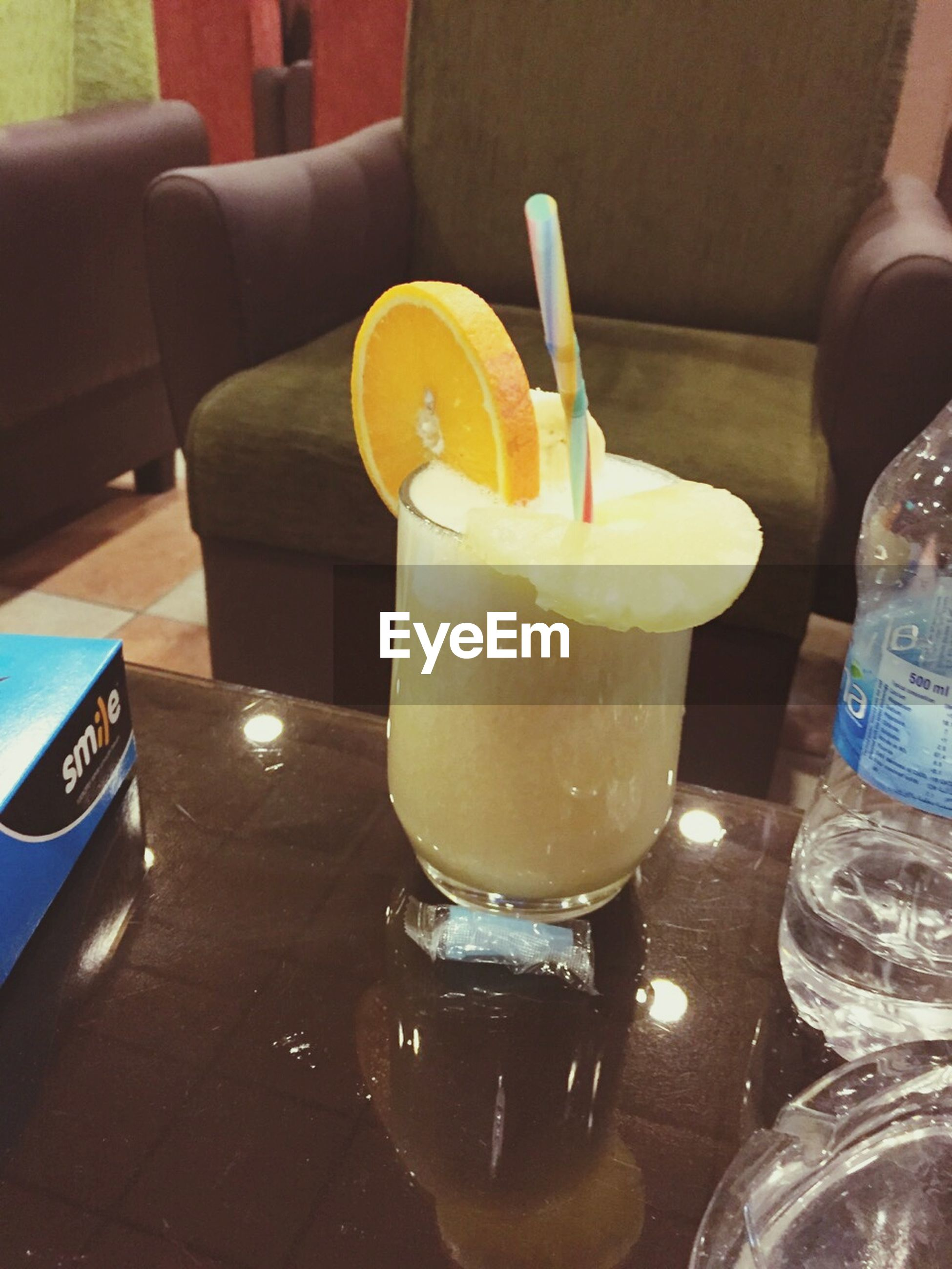 food and drink, indoors, freshness, drink, table, food, drinking glass, still life, refreshment, healthy eating, ready-to-eat, slice, indulgence, close-up, drinking straw, restaurant, sweet food, juice, serving size