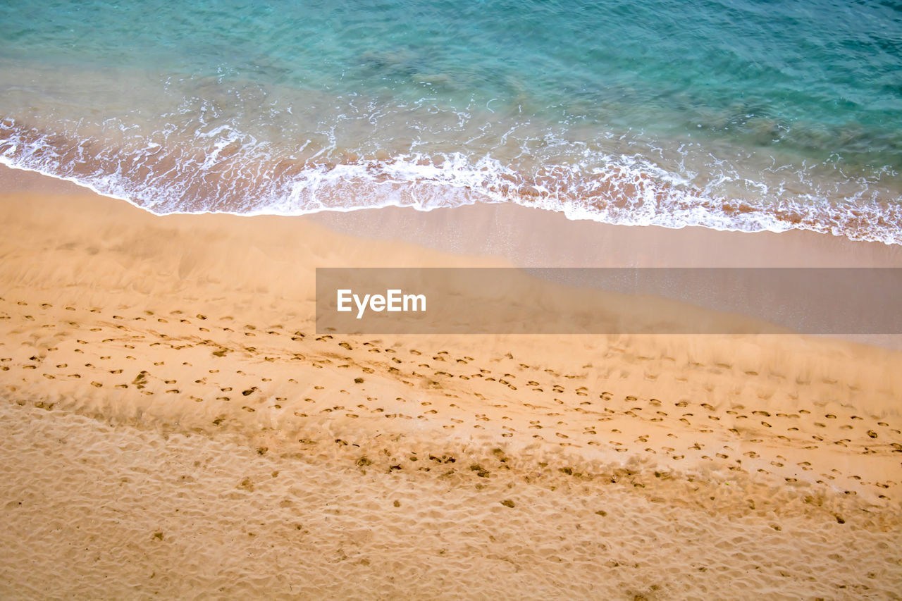 sand, beach, water, nature, sea, wave, shore, beauty in nature, motion, no people, outdoors, scenics, day