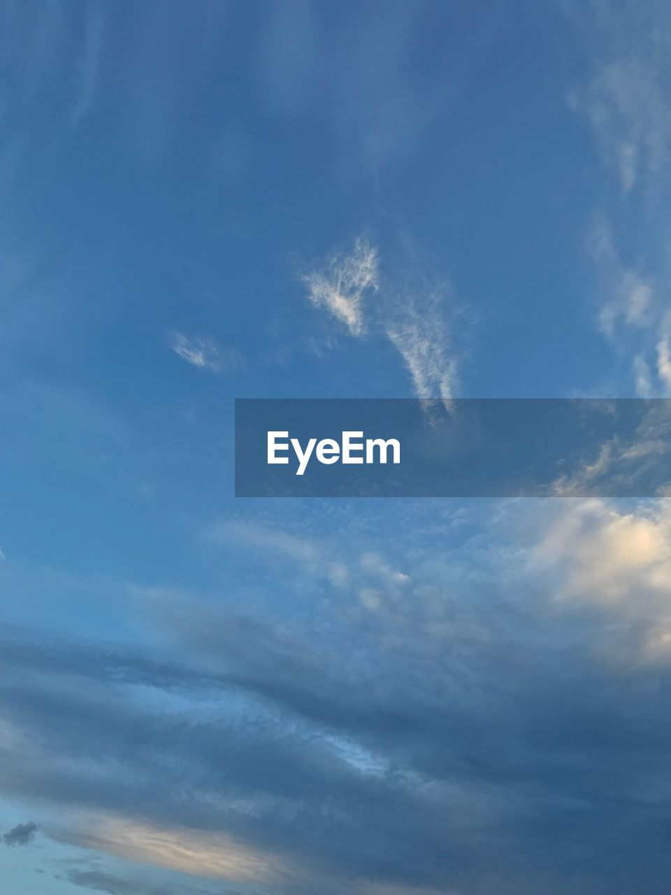 sky, low angle view, nature, beauty in nature, cloud - sky, sky only, scenics, blue, no people, backgrounds, tranquility, outdoors, day, full frame