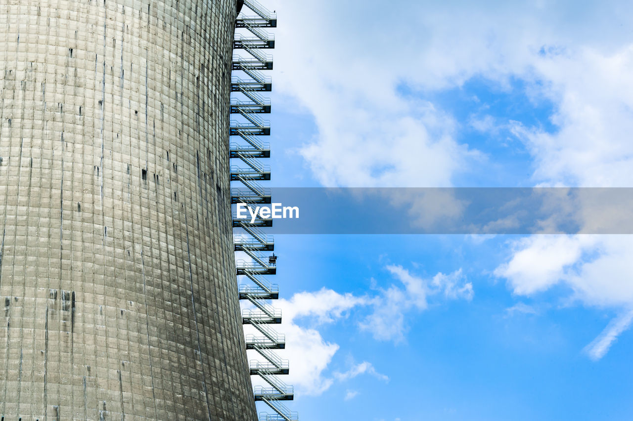 cloud - sky, sky, day, low angle view, no people, outdoors, built structure, architecture, building exterior