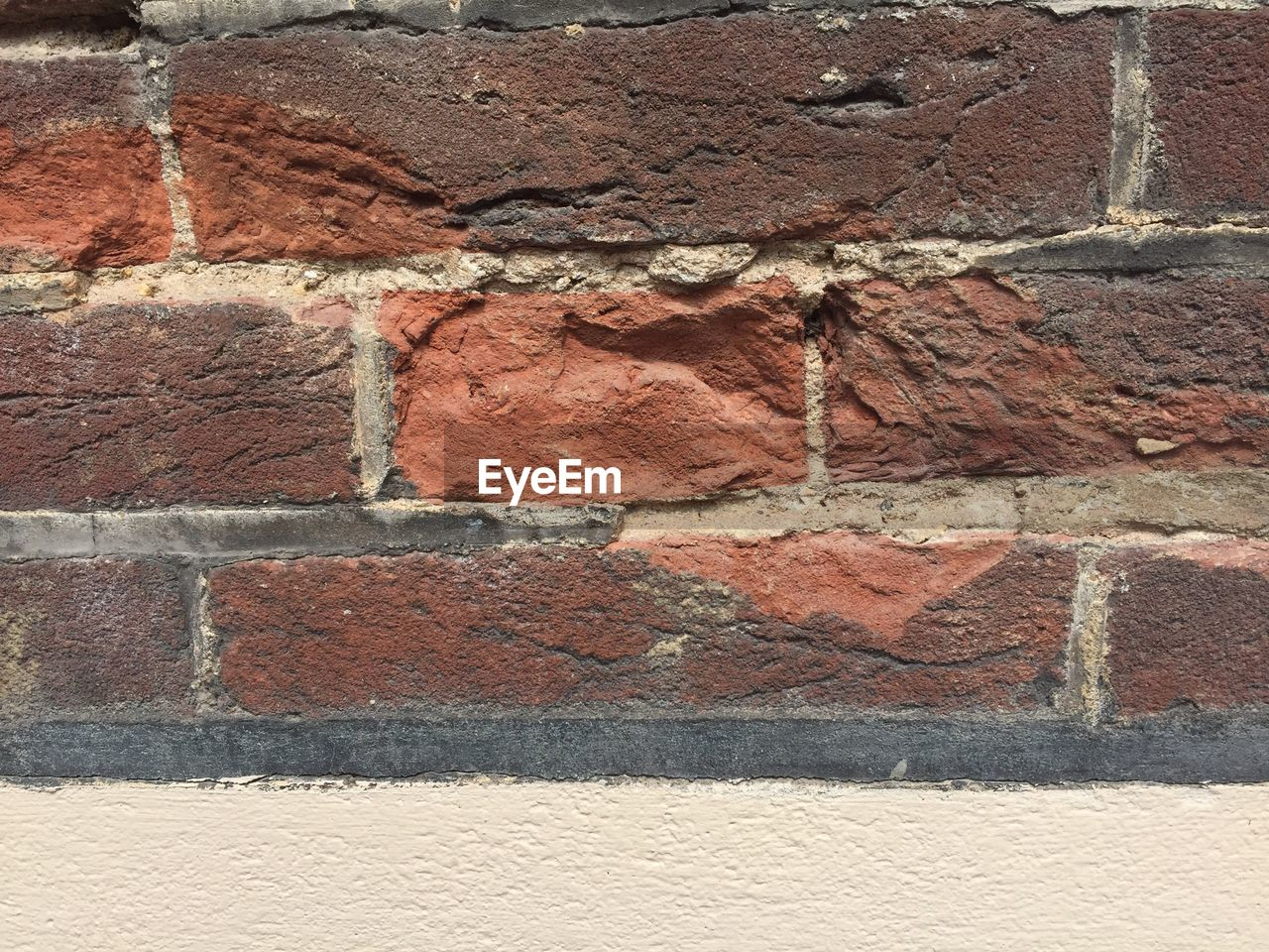 brick wall, wall - building feature, brick, architecture, built structure, textured, outdoors, day, no people, building exterior, red, close-up
