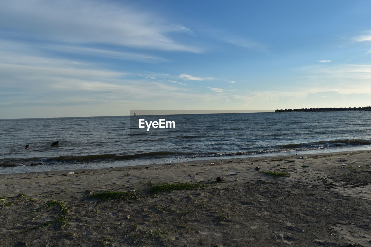 sea, water, nature, tranquility, beach, beauty in nature, scenics, sky, tranquil scene, sand, no people, horizon over water, outdoors, day, scenery