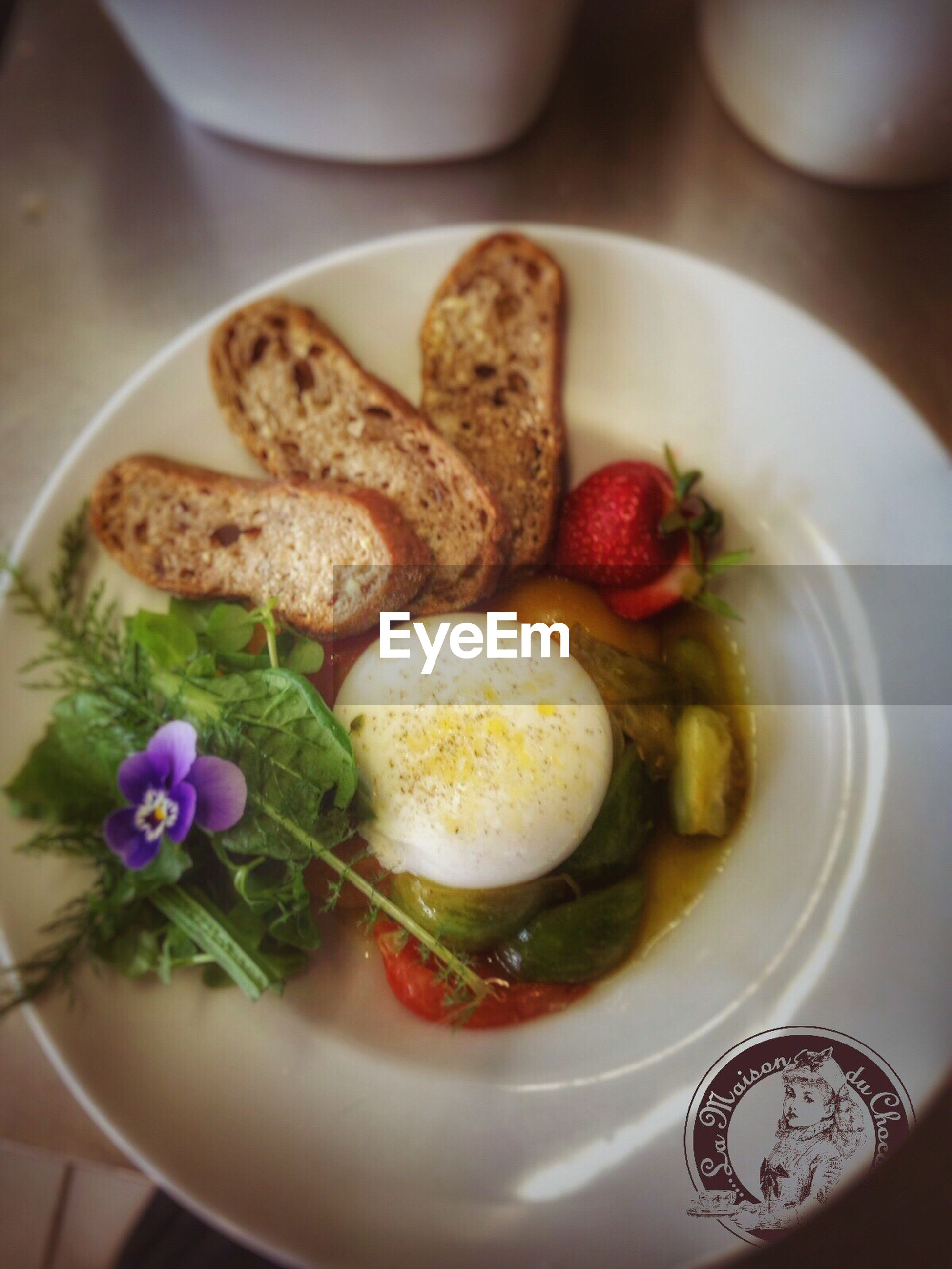 freshness, plate, high angle view, food, food and drink, table, indoors, no people, close-up, ready-to-eat, healthy eating, day